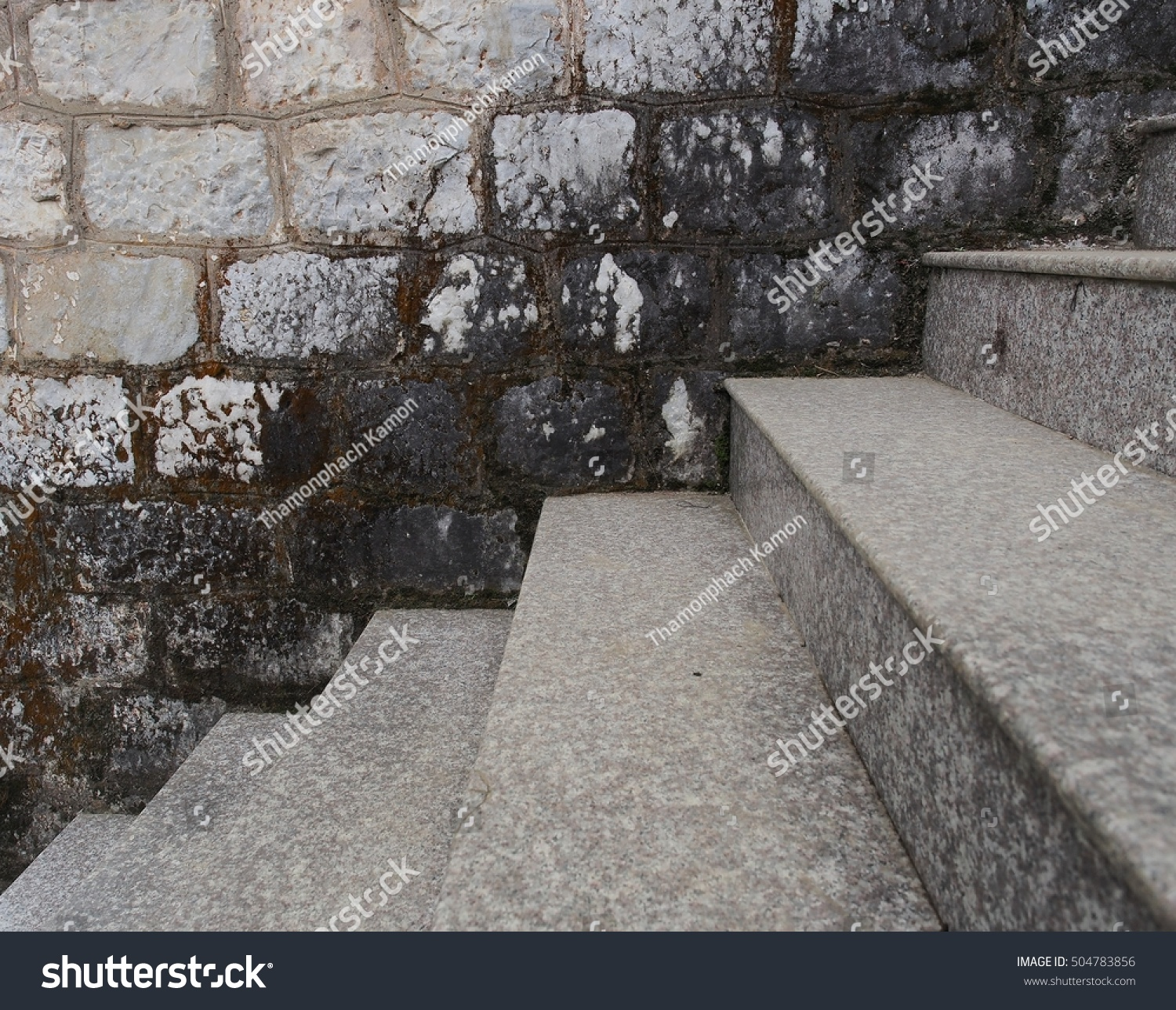 Old Stone Stair