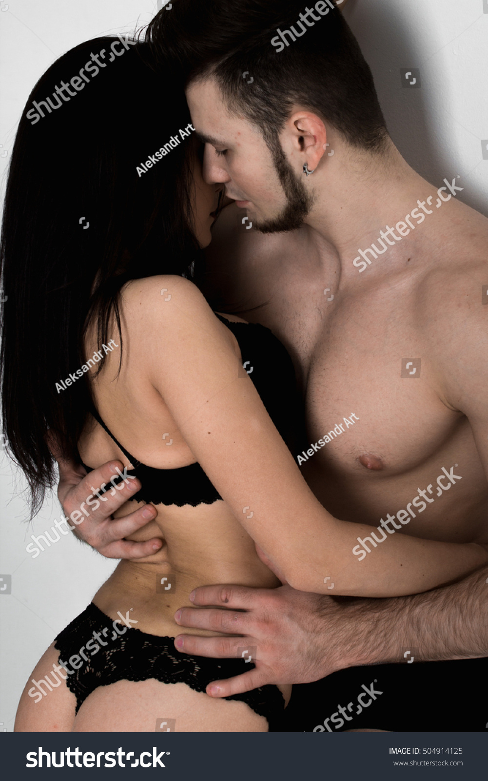 Sexy Sex And Kiss