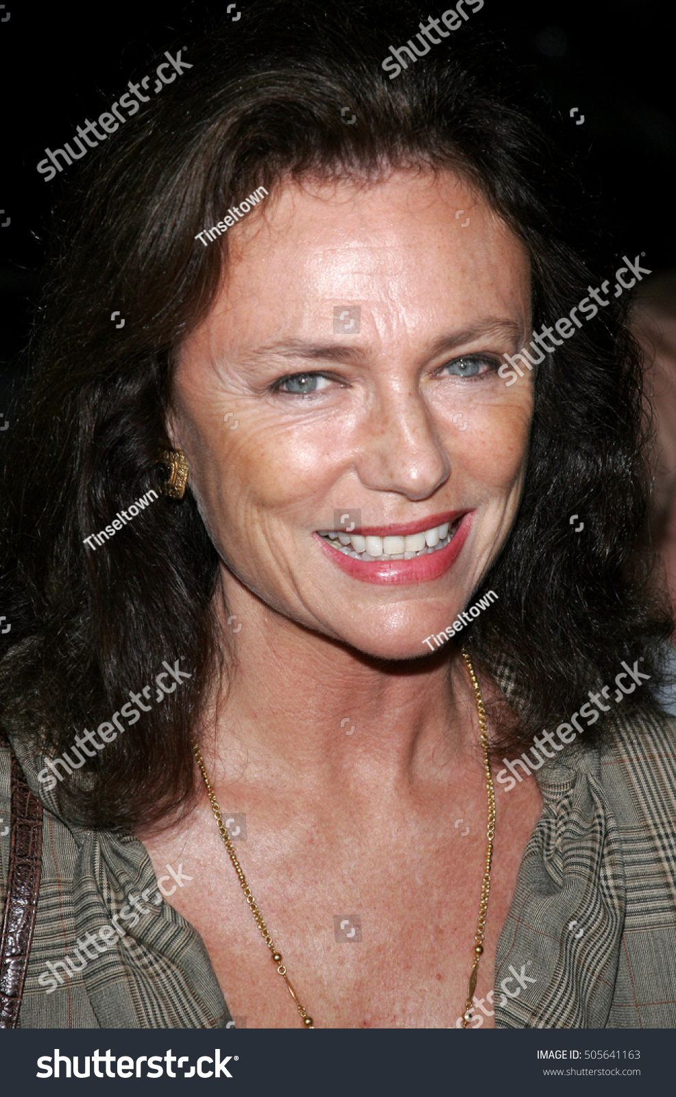 Beverly Hills California October 10 2006 Jacqueline Bissett At Jacquelle Eyebrow Scissors The World Premiere Of Running With Held Academy Motion Picture Arts And Sciences In Usa