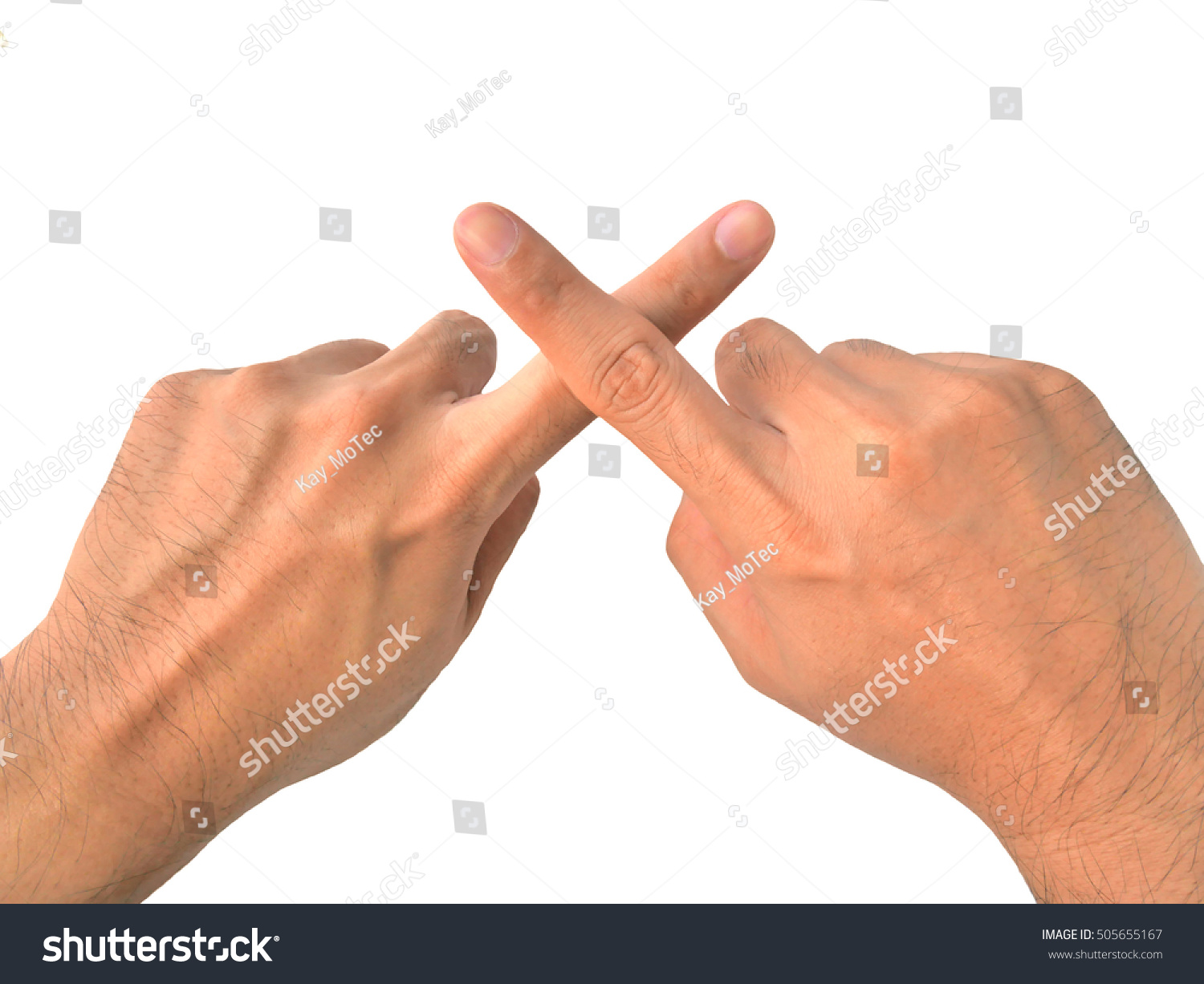 Two fingers crossing x form isolated stock photo 505655167 two fingers crossing in x form isolated on the white background meaning ten in math buycottarizona