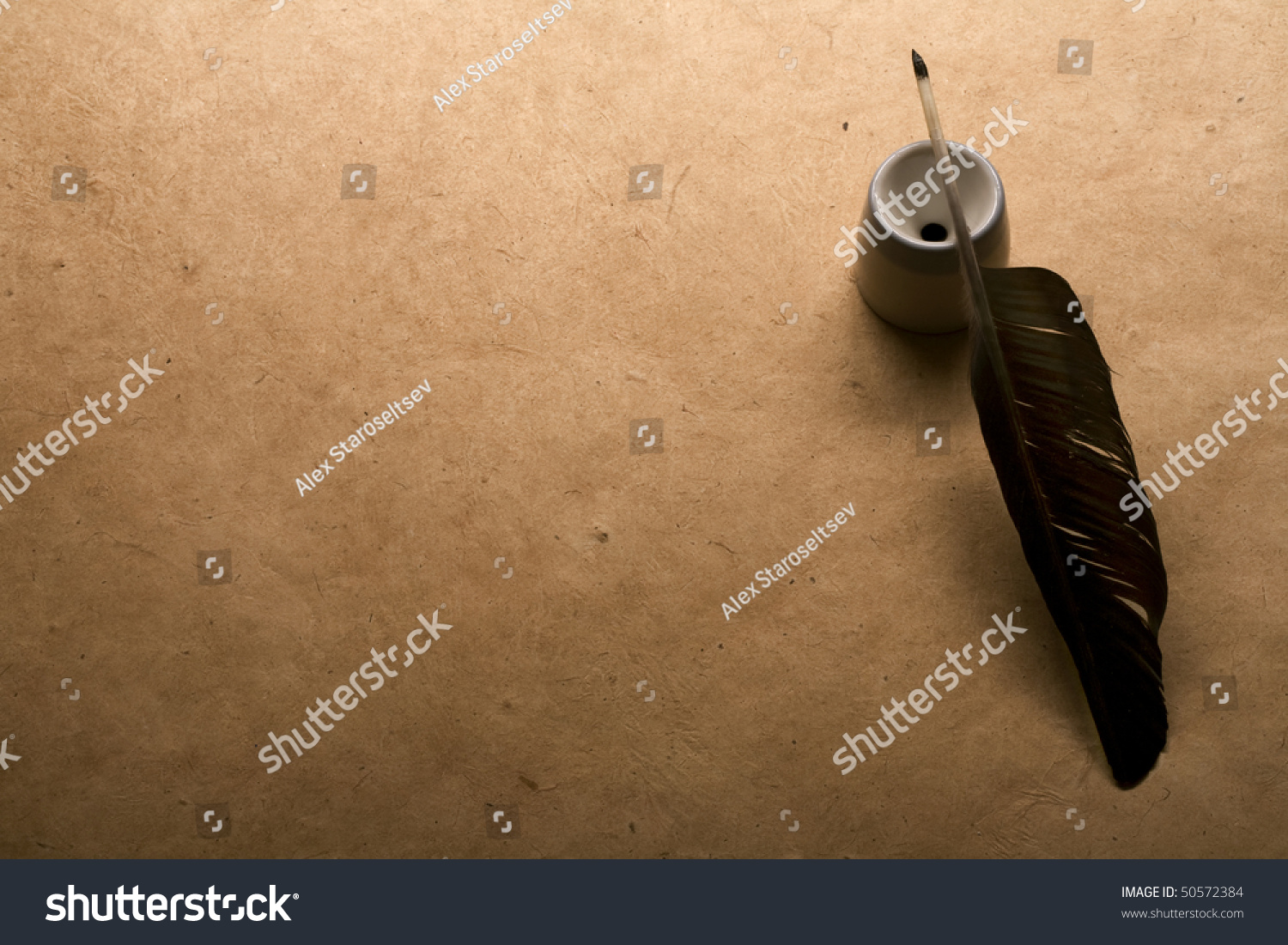 quill vintage wallpaper - photo #48