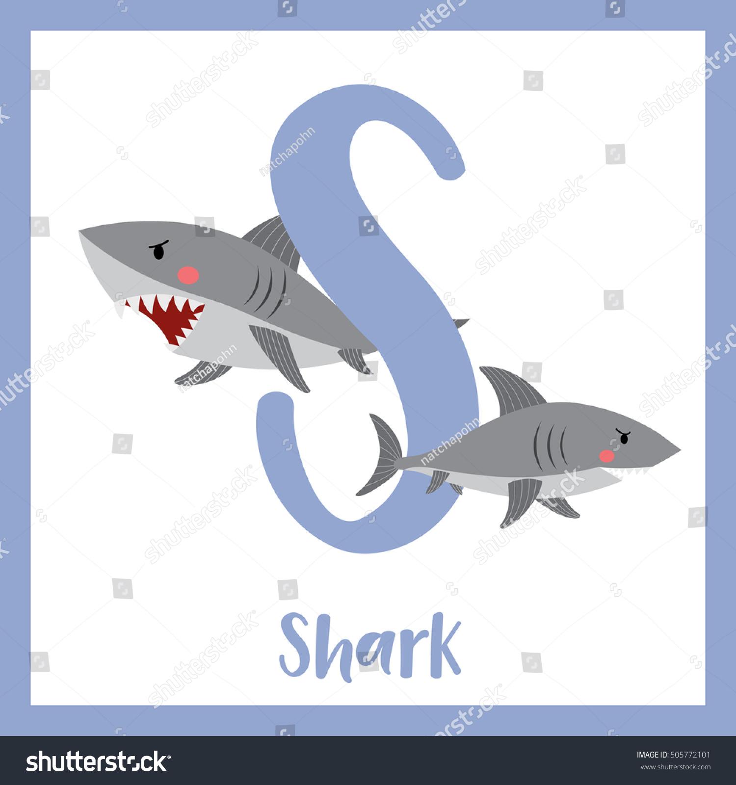cute children abc animal alphabet s stock vector 505772101