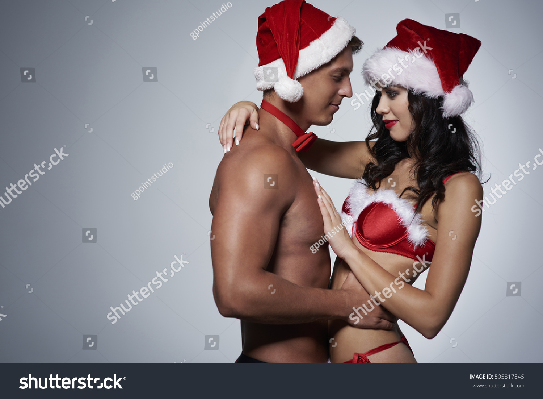 Sexy sexy santa