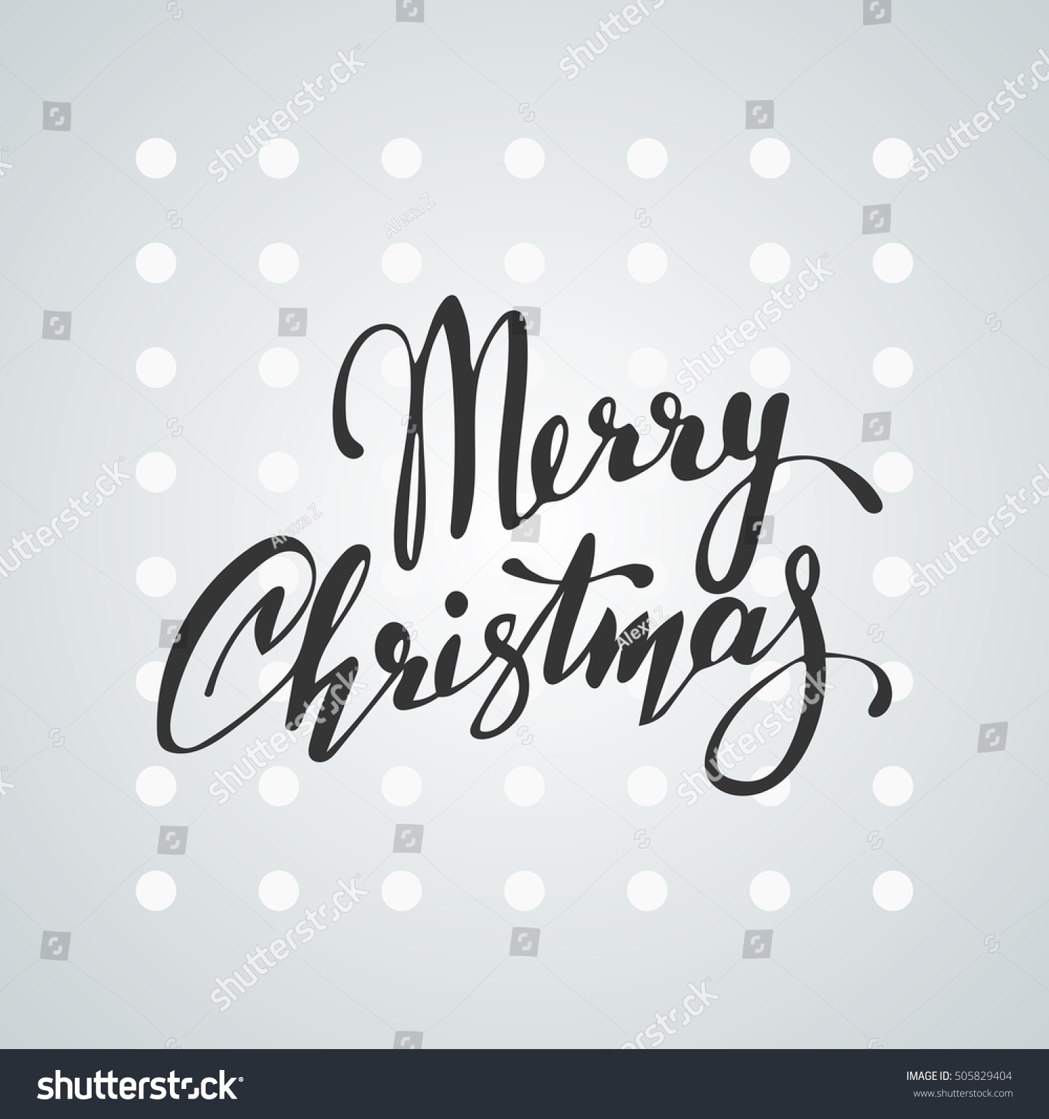 Merry christmas letters covered snow on stock vector 505829404 merry christmas letters covered with snow on snowy background vintage postcard madrichimfo Images