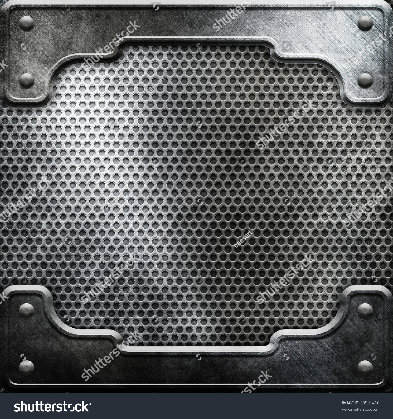 metal template background you can find stock illustration