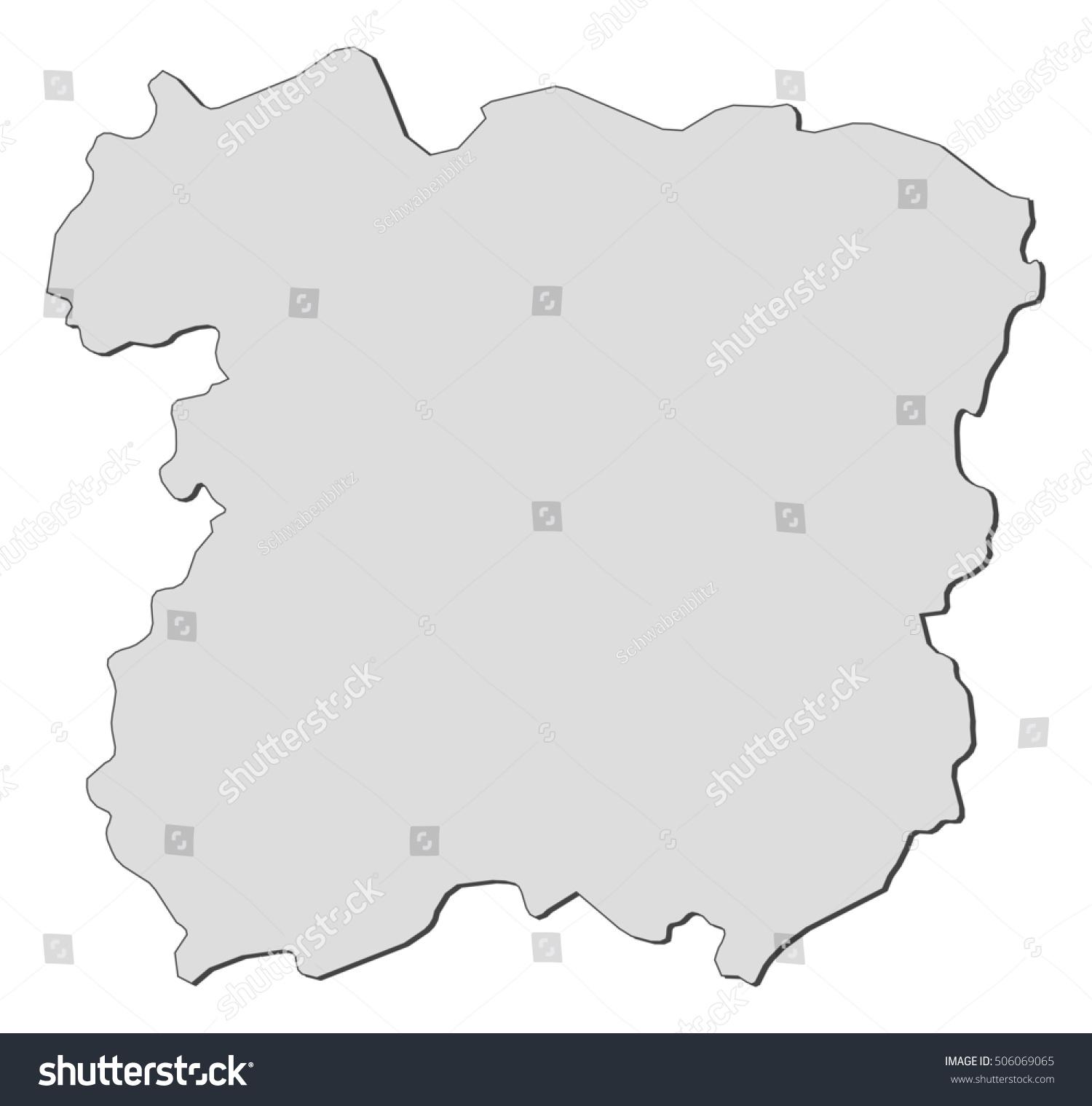 Map Siauliai Lithuania Stock Photo Photo Vector Illustration