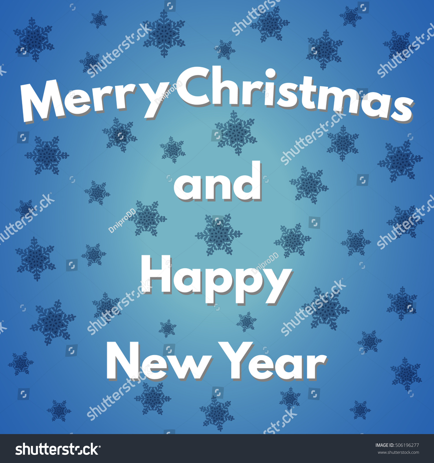Merry christmas happy new year background stock illustration merry christmas and happy new year background happy holidays card creative design for your kristyandbryce Image collections
