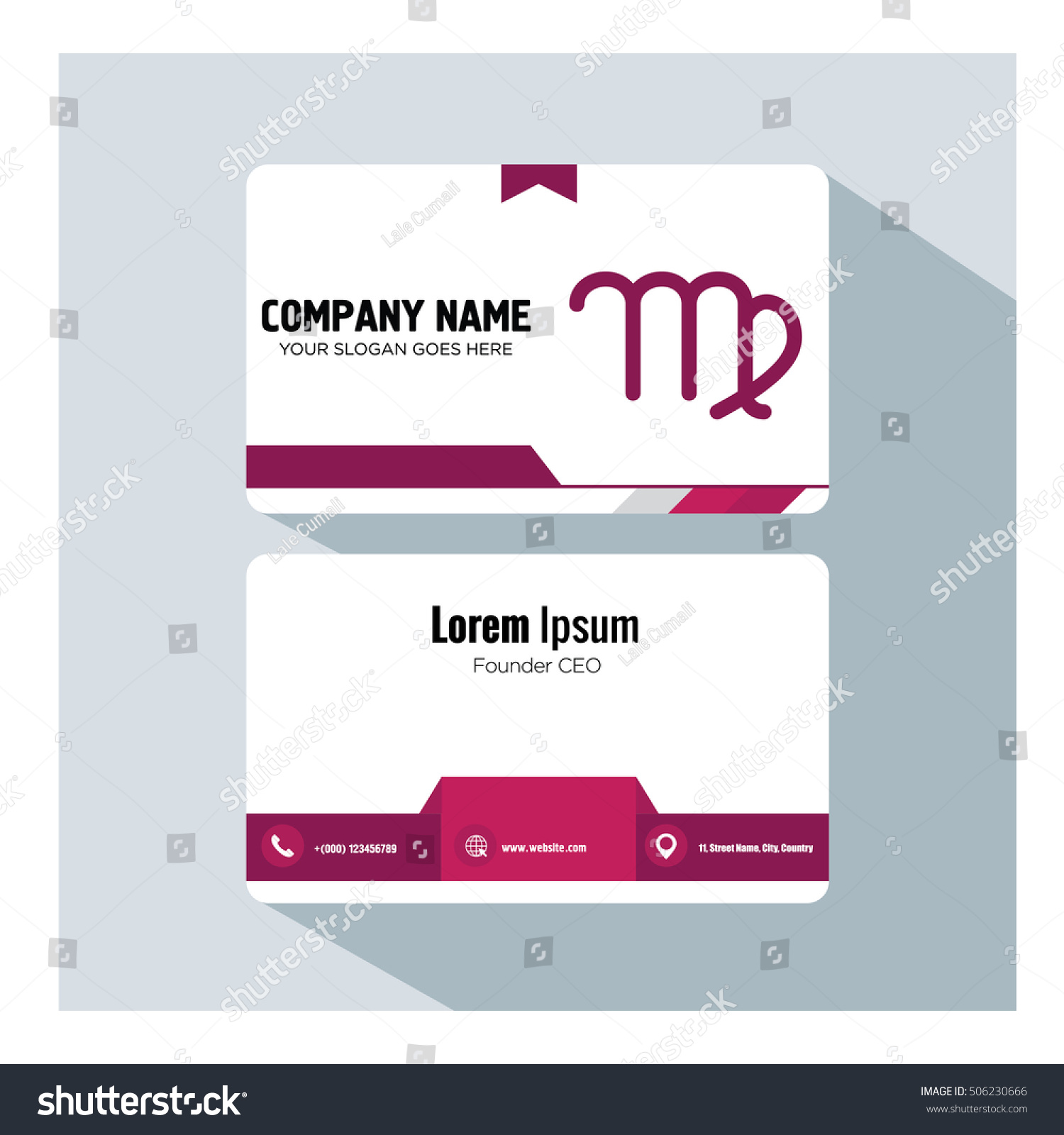 PowerPoint Business Card Templates  Google Sites