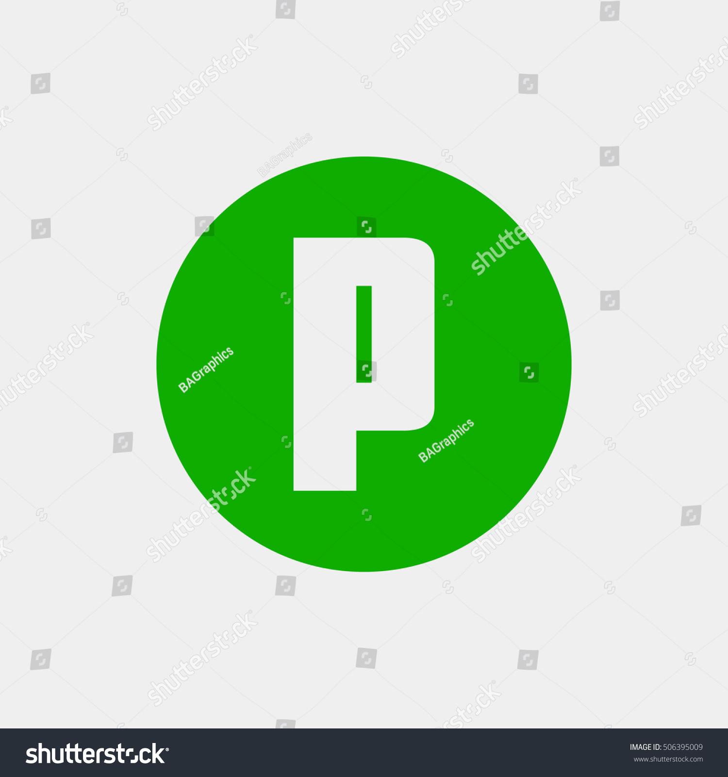 Letter p vector logo useful branding stock vector 506395009 letter p vector logo useful as branding symbol identity alphabet element biocorpaavc