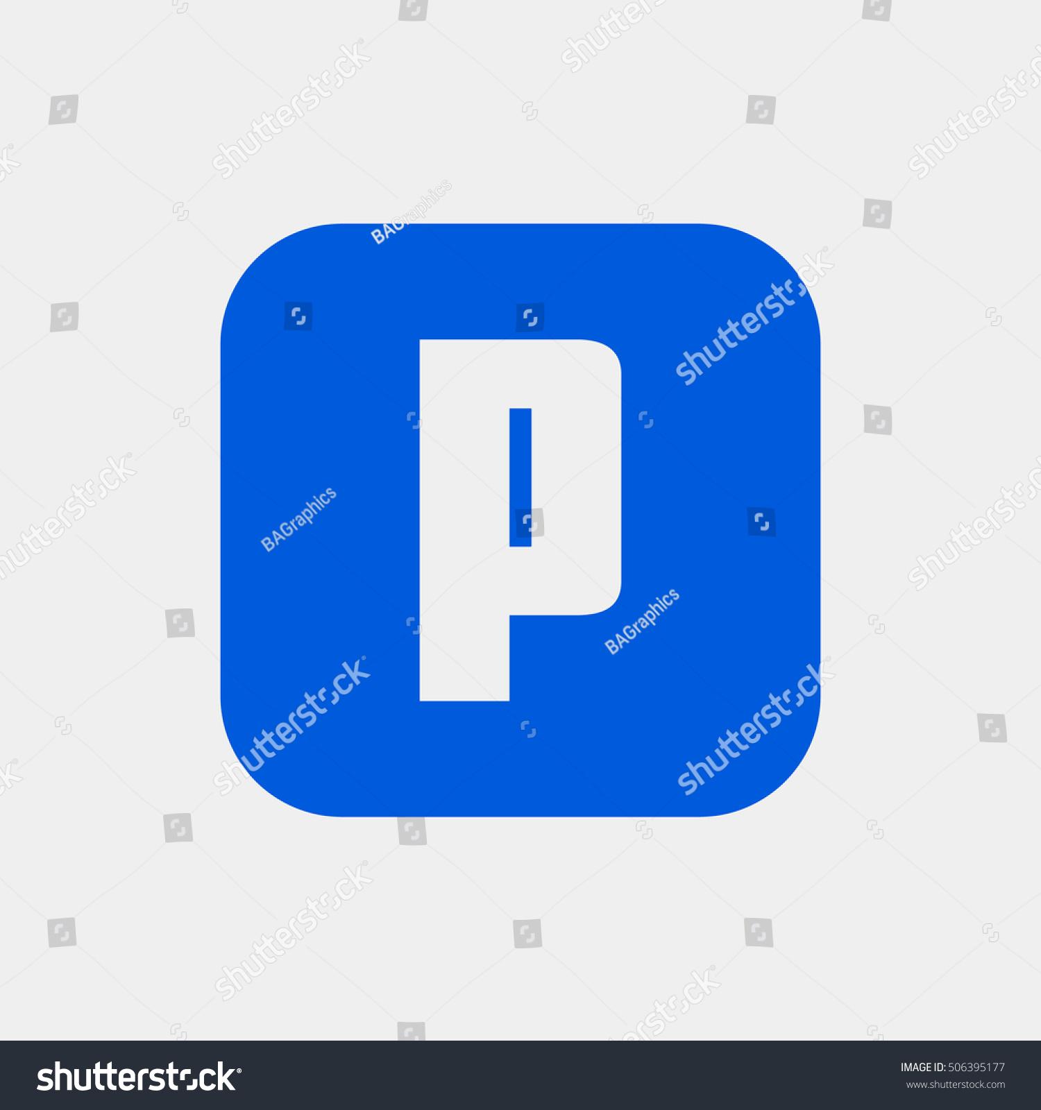 Letter p vector logo useful branding stock vector 506395177 letter p vector logo useful as branding symbol identity alphabet element biocorpaavc