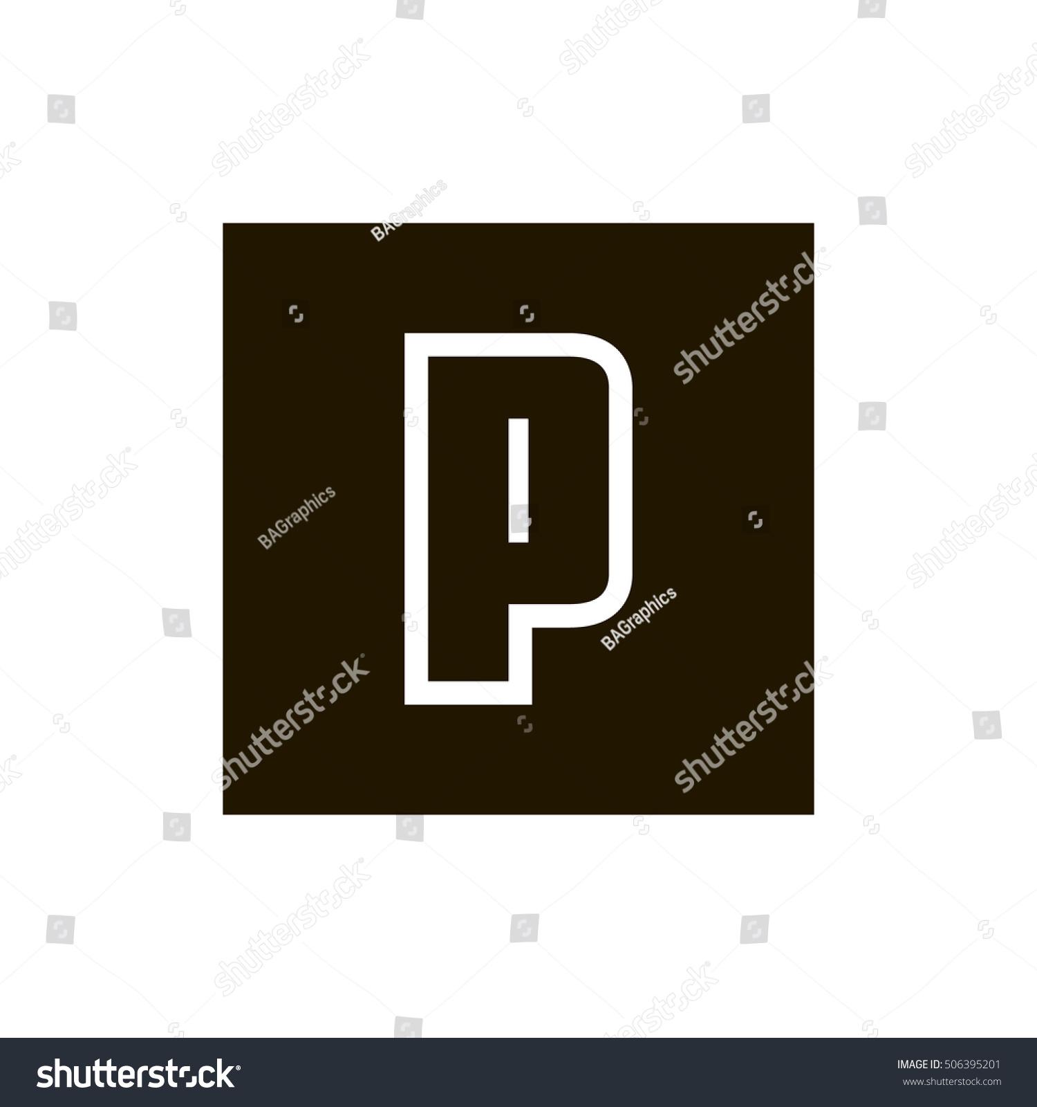 Letter p vector logo useful branding stock vector 506395201 letter p vector logo useful as branding symbol identity alphabet element biocorpaavc