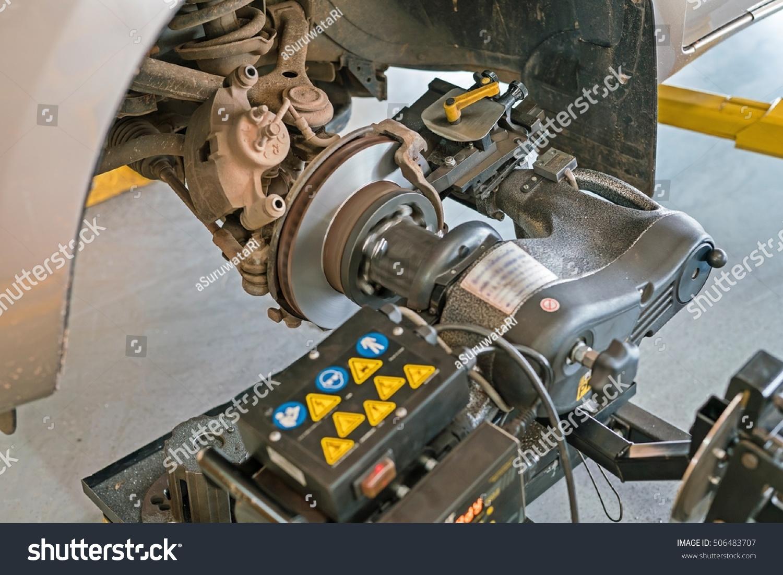 Car brake grind - 2 4