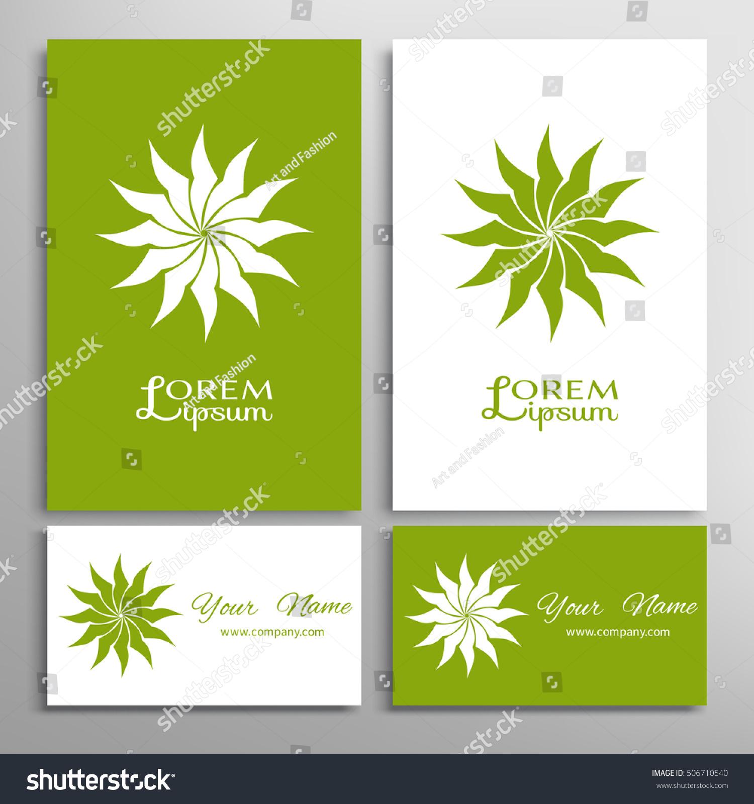 Vector Geometric Design Element Logo Icon Stock Vector 506710540 ...