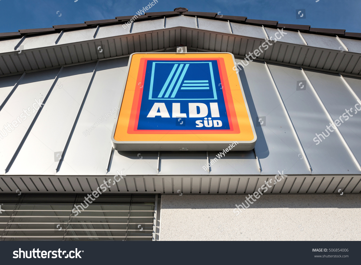 Engelskirchen germany october 30 2016 aldi stock photo 506854006 engelskirchen germany october 30 2016 aldi sign south division at biocorpaavc