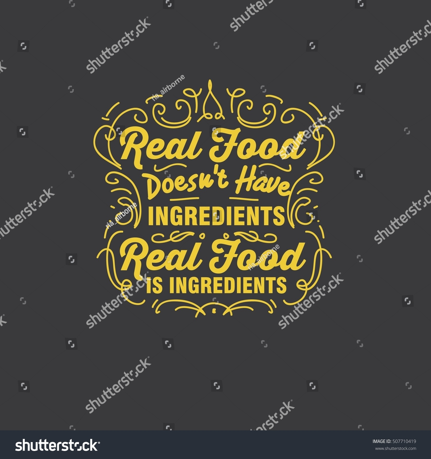 Good Health Quotes Health Quotes Good Food Quotes Stock Vector 507710419  Shutterstock