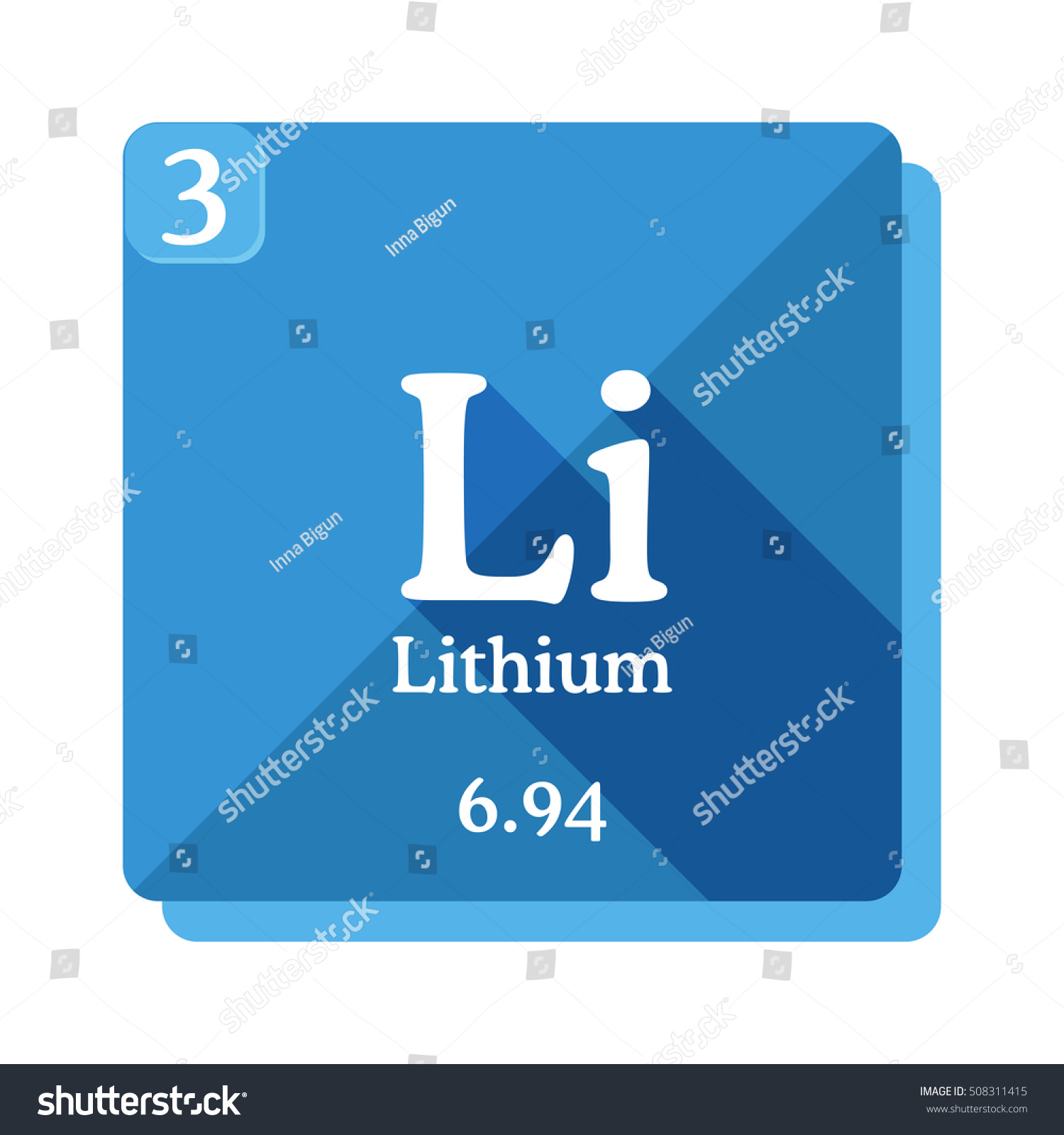 Periodic table of elements lithium image collections periodic periodic table of elements lithium choice image periodic table lithium chemical element periodic table elements stock gamestrikefo Image collections