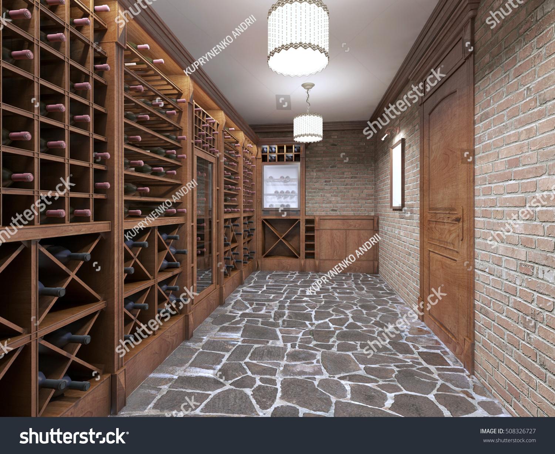 100 Basement Wine Room