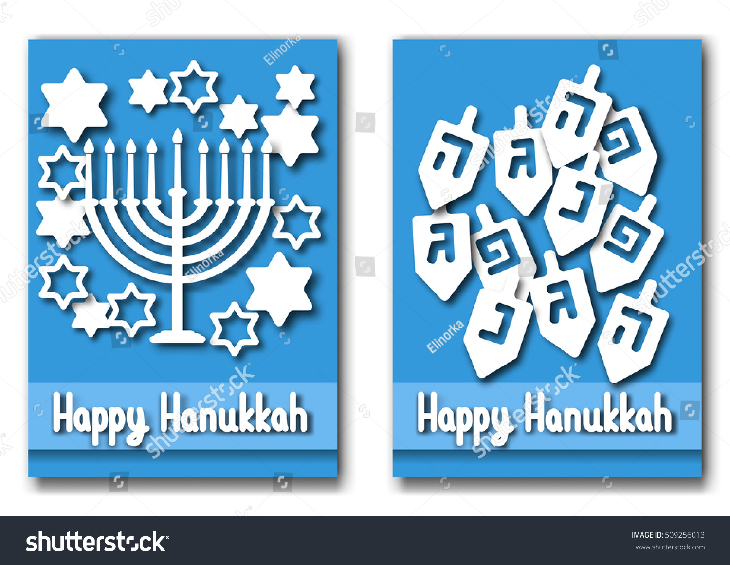 Typical Hanukkah Greeting Image Collections Greetings Card Design