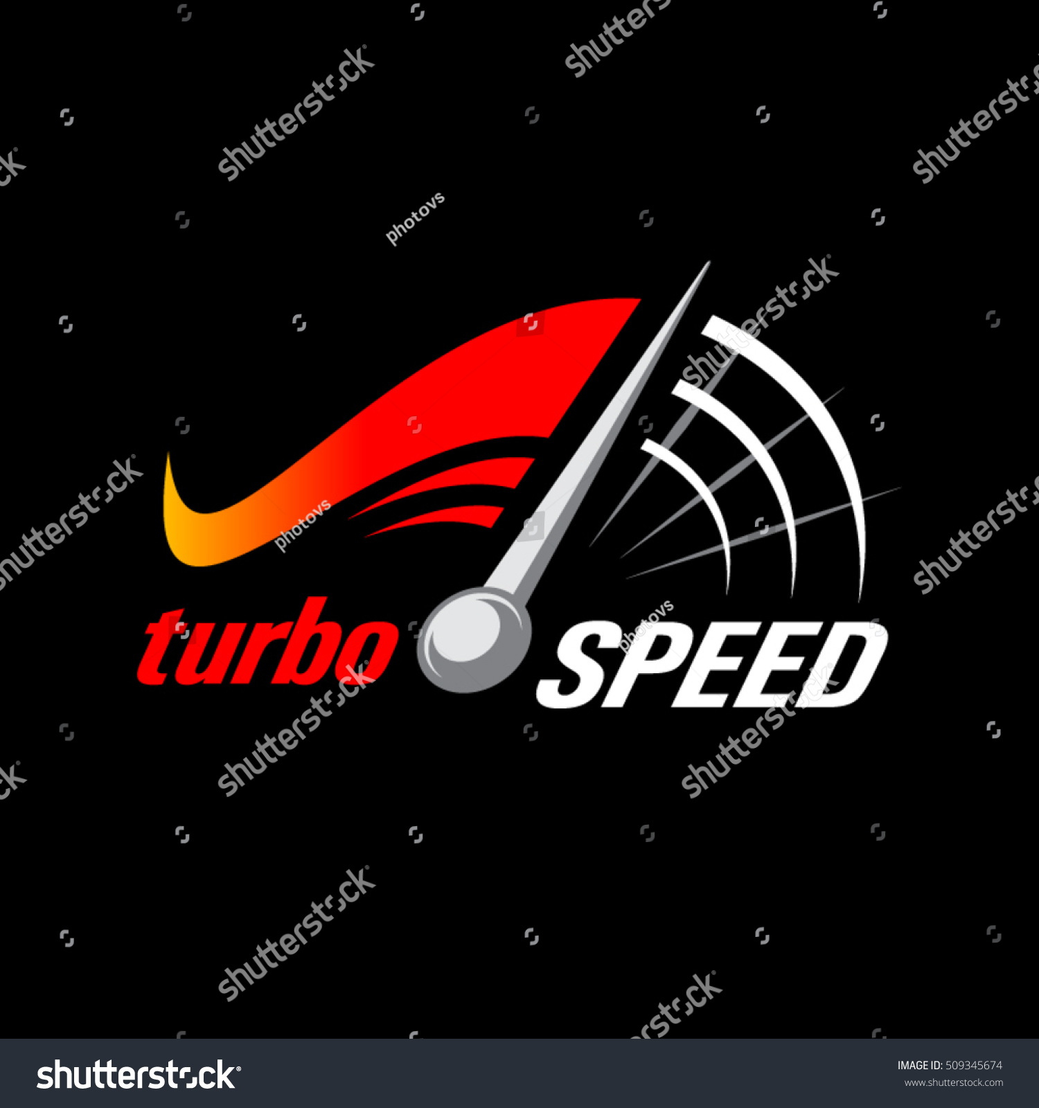 Black speed