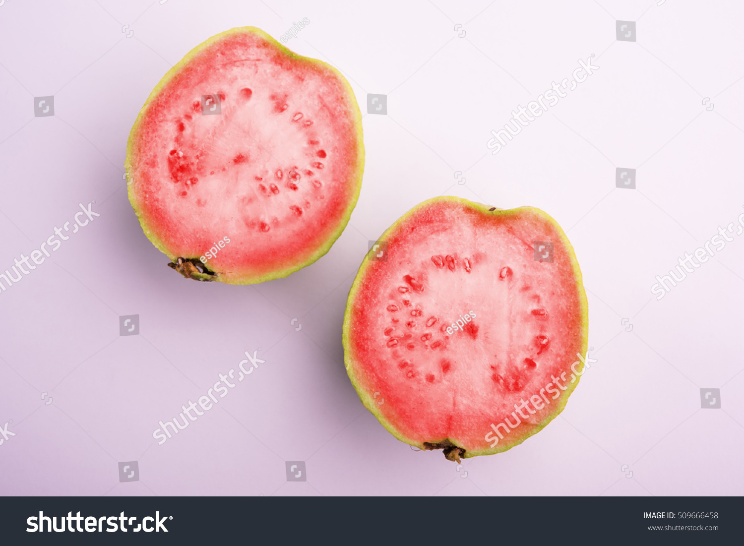 Fresh Red Guava Fruit Known Amrood Stock Photo Edit Now 509666458