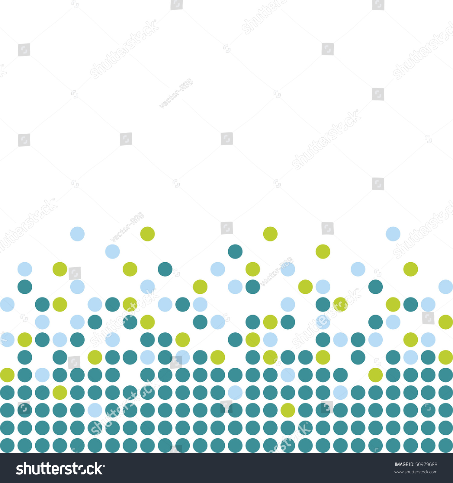 Vector Circle Pattern Background circle pattern on white background ...