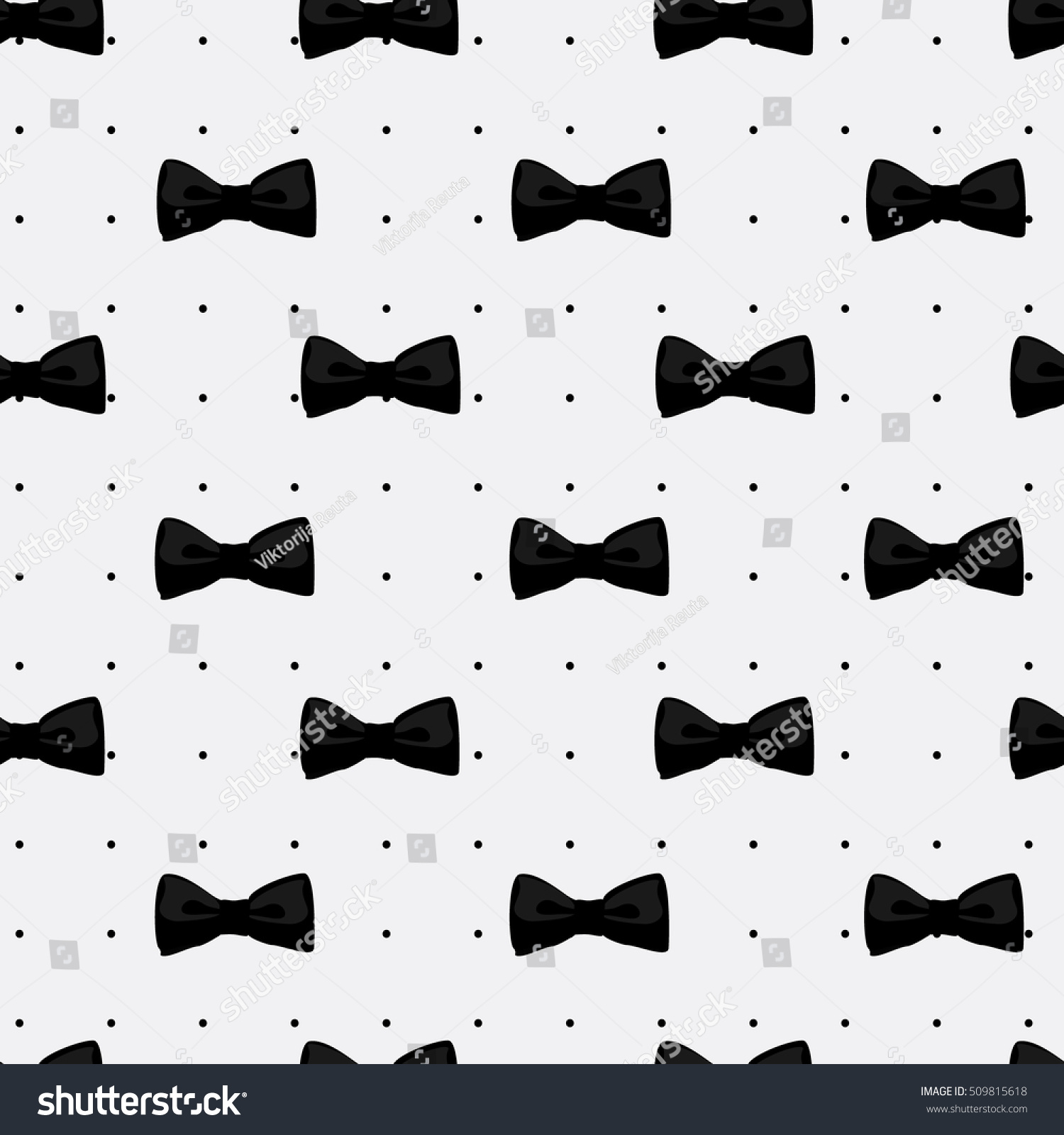 Bowtie Pattern Magnificent Decorating