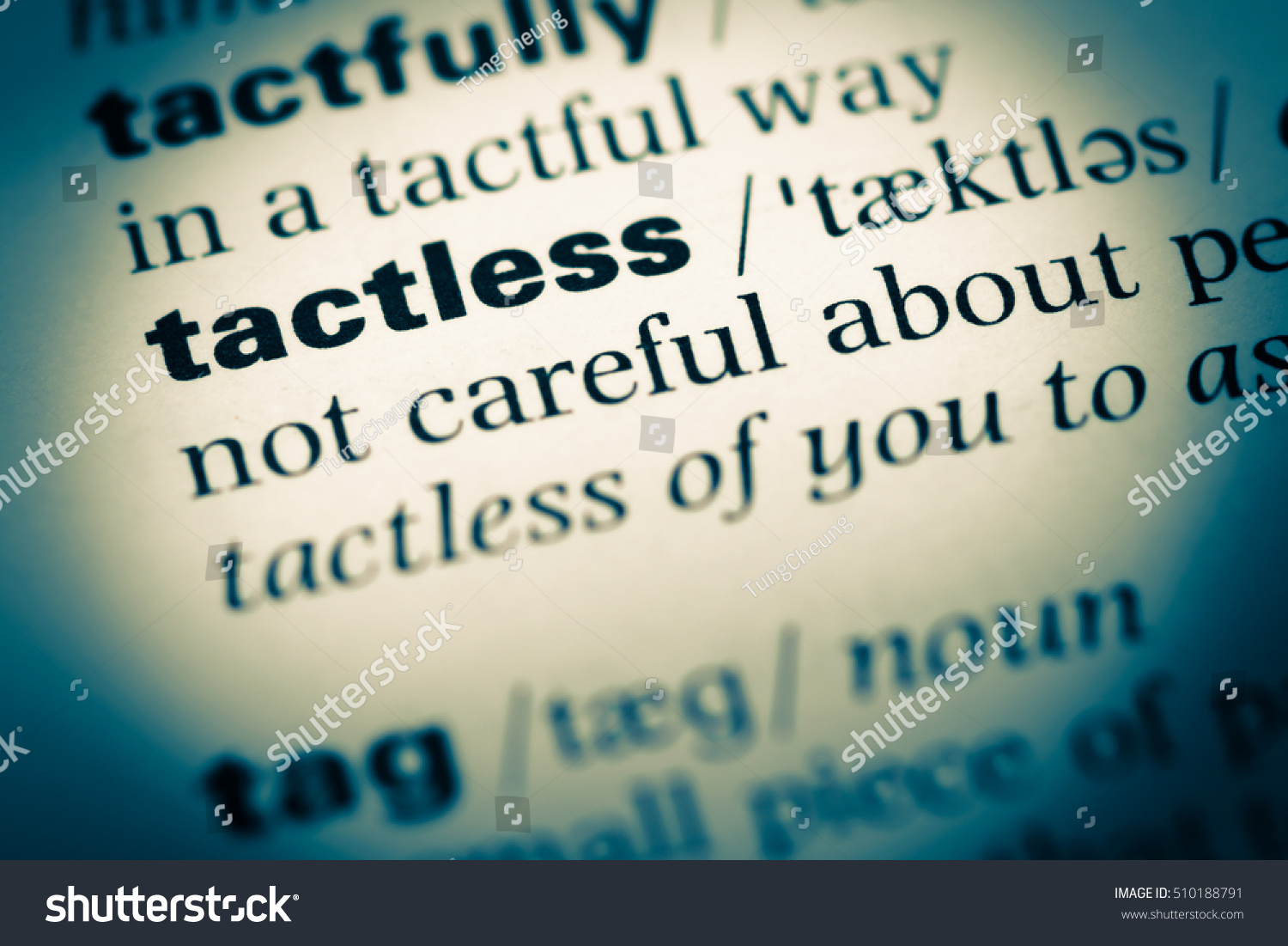 What is tactful meaning of the word 88