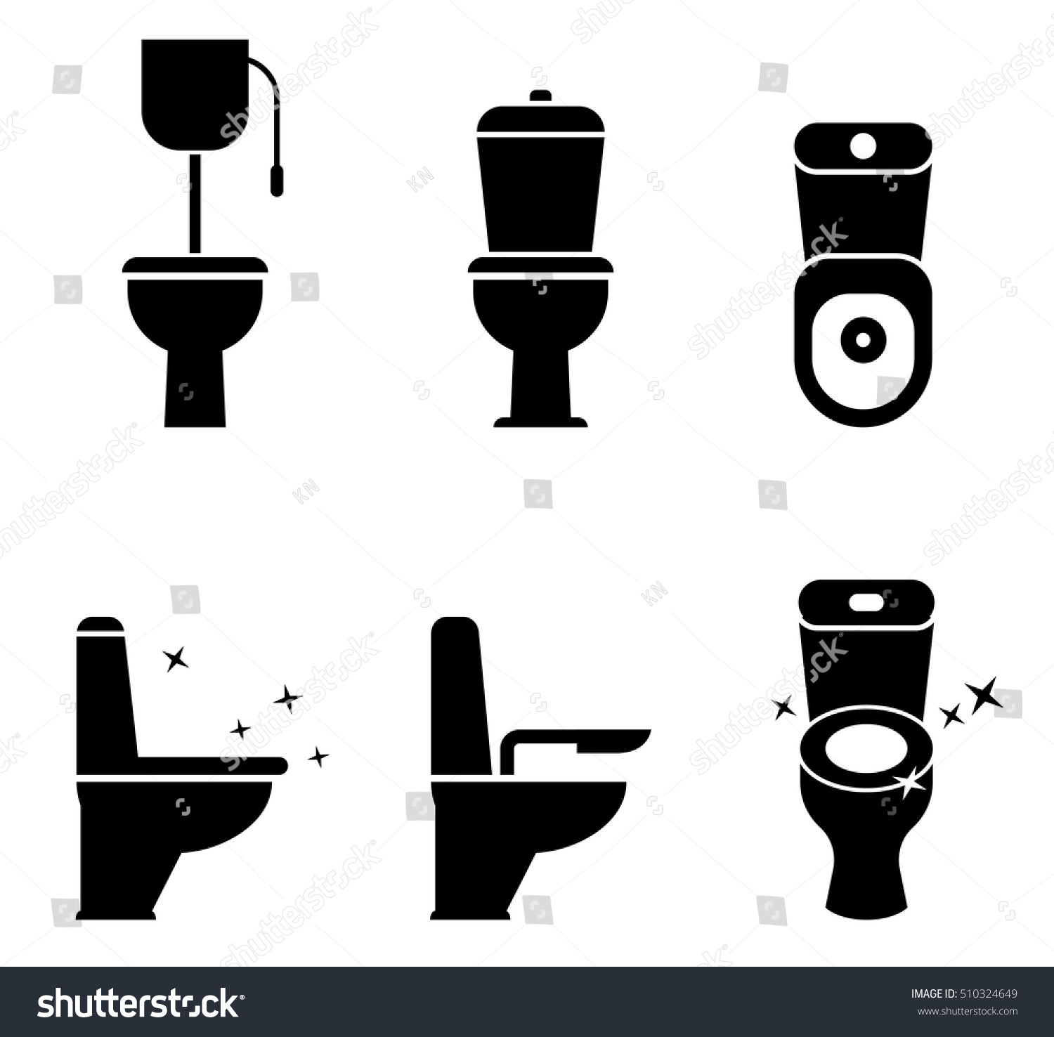 Toilet signs vector set stock images image 36323784 - Toilet Icons Set Vector Set Symbols Stock Vector 510324649 Stock Vector Toilet Icons Set Vector Set
