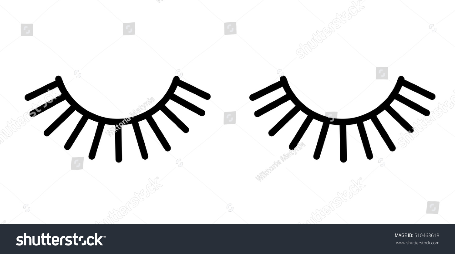Eyelash Vector Pictures To Pin On Pinterest Pinsdaddy