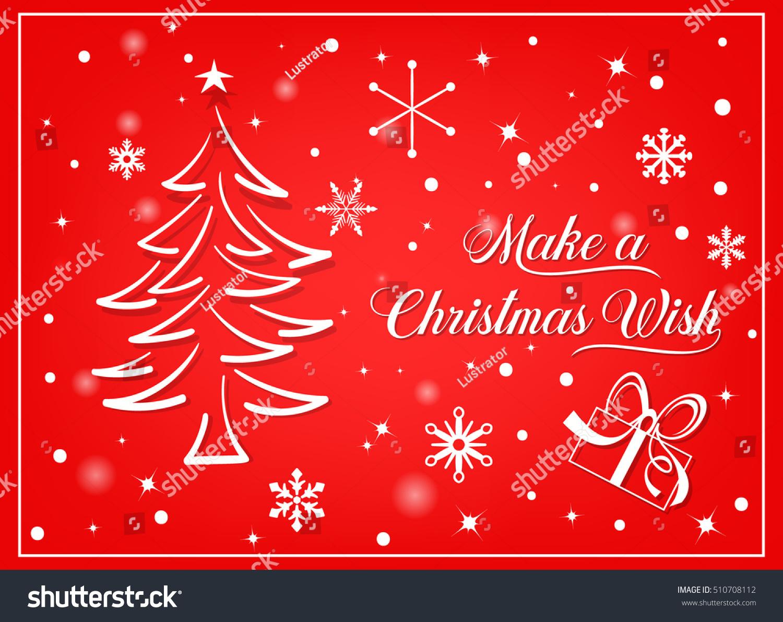 Creative cute greeting card hand drawn stock vector for Cute creative christmas cards