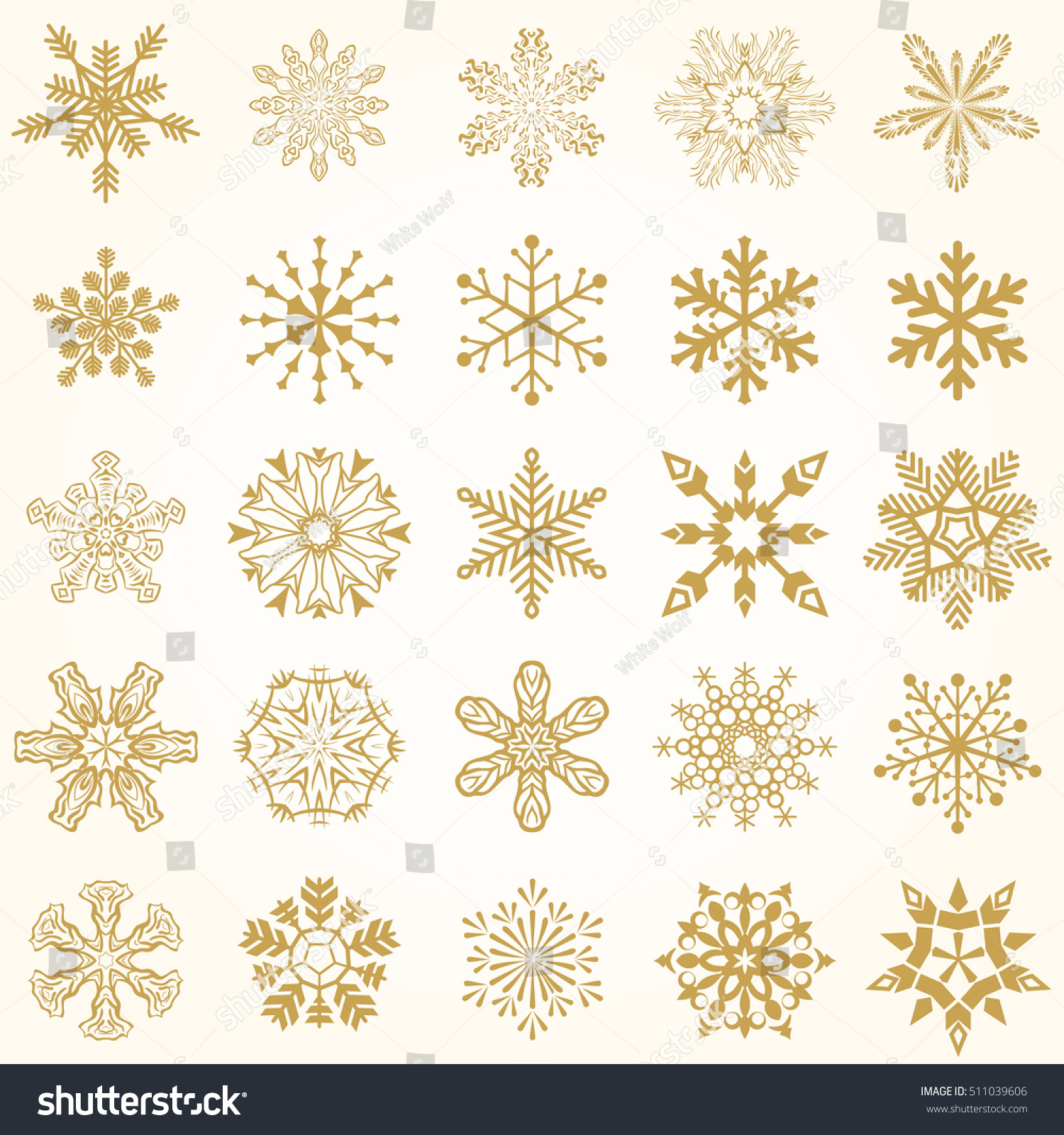 christmas background pattern wrapping paper gold stock