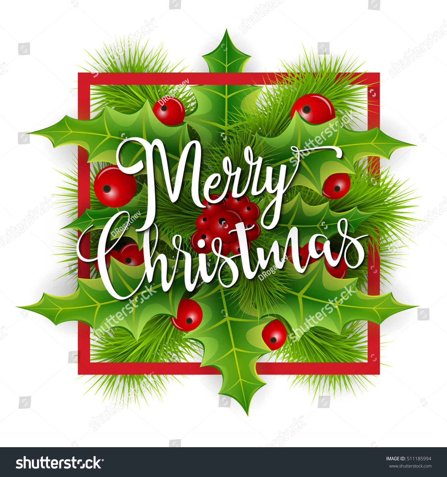 Christmas Greetings Letter Merry Ce