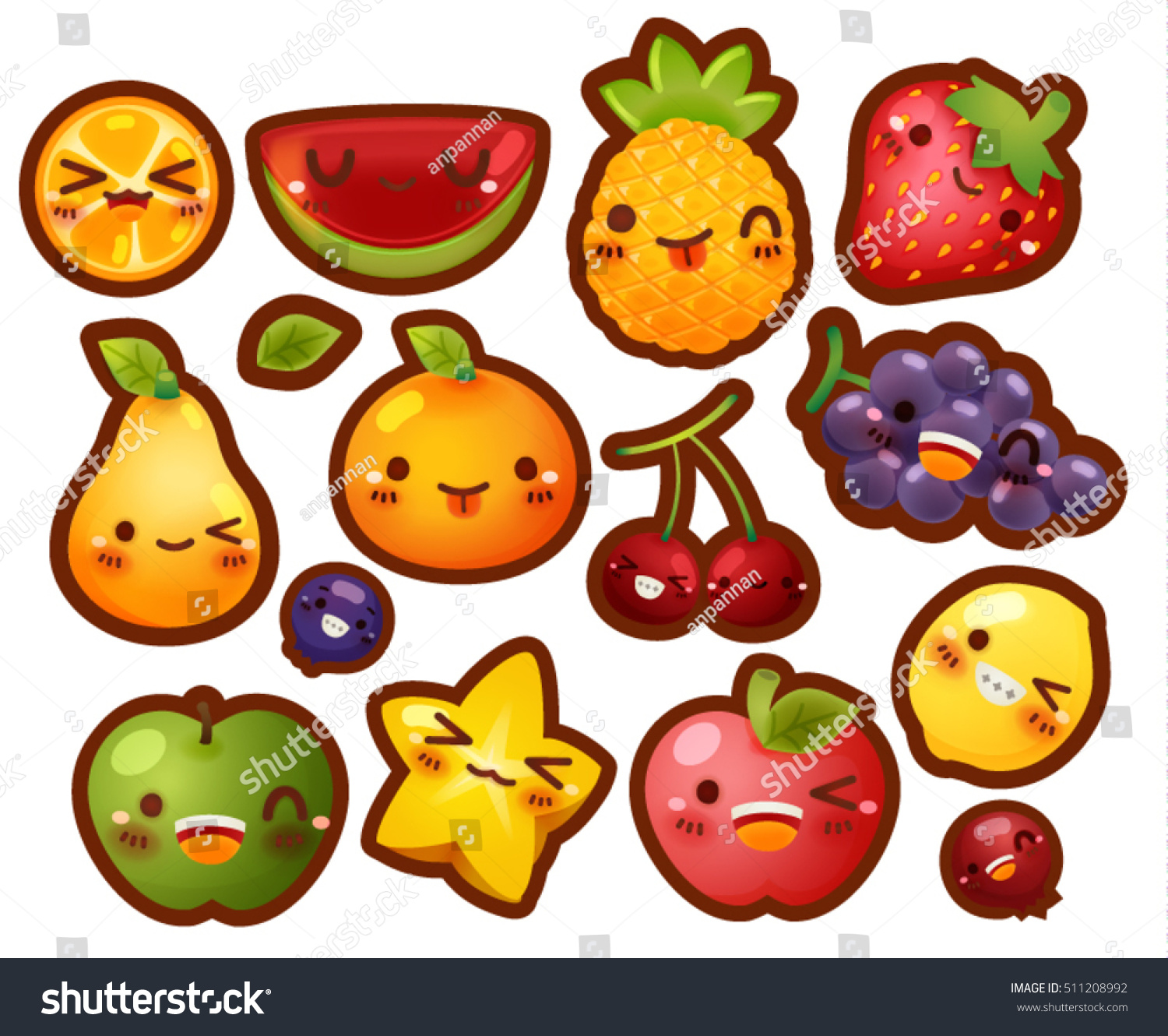 Fresh juice and fruits in hd photos cute babies photos collection - Collection Of Lovely Baby Fruit Doodle Icon Cute Strawberry Adorable Melon Sweet Orange