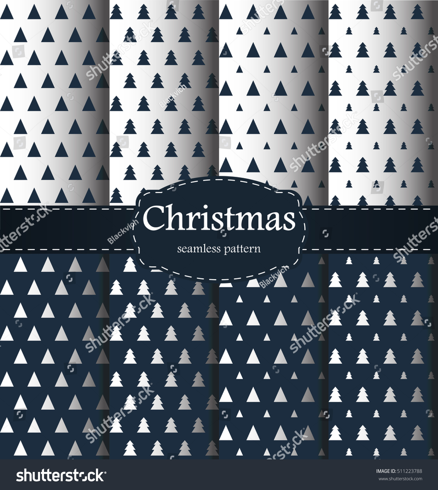 Pics photos merry christmas argyle twitter backgrounds - Christmas Pattern Merry Christmas And Happy New Year White And Blue Seamless Backgrounds