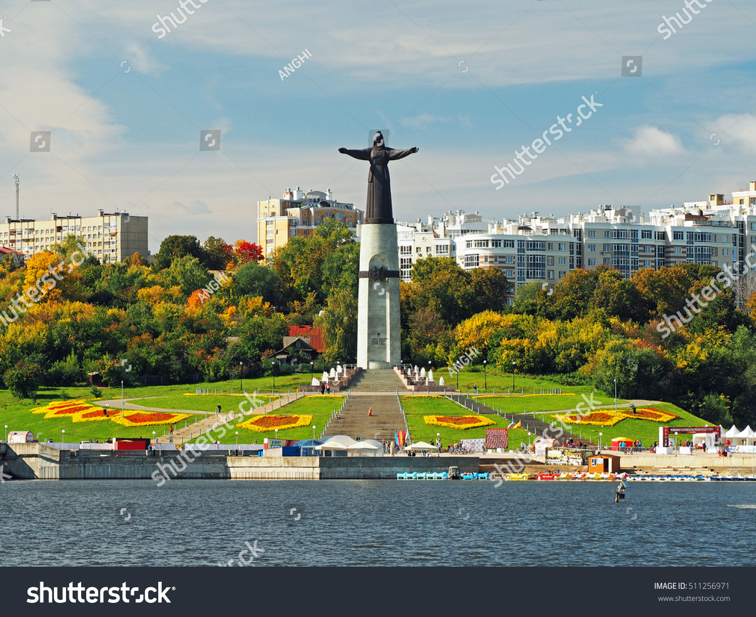 The earth is square, the Chuvash people live in the center, the end of the world will come when the end of the earth reaches Chuvashia