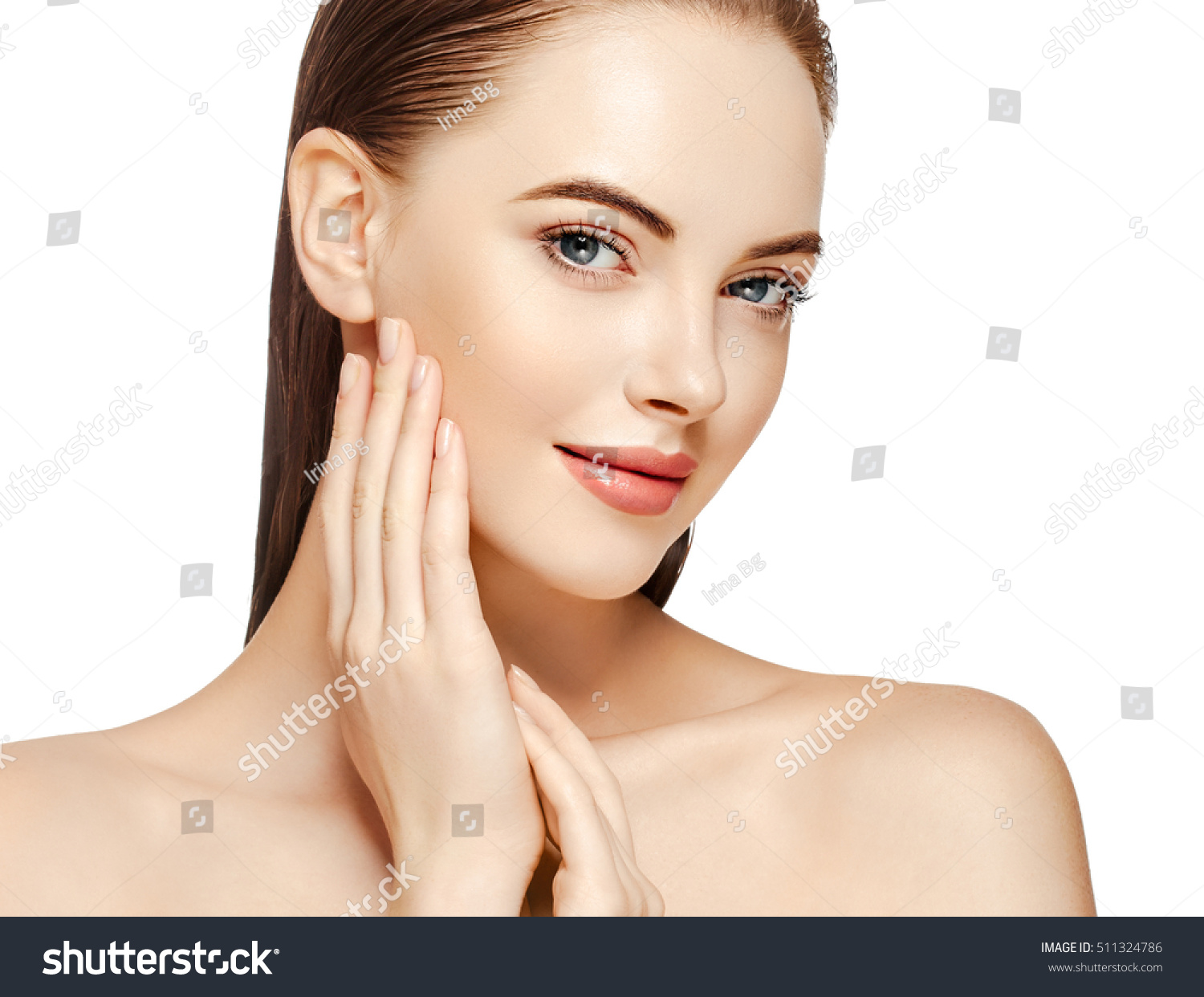 style beauty youthful hands