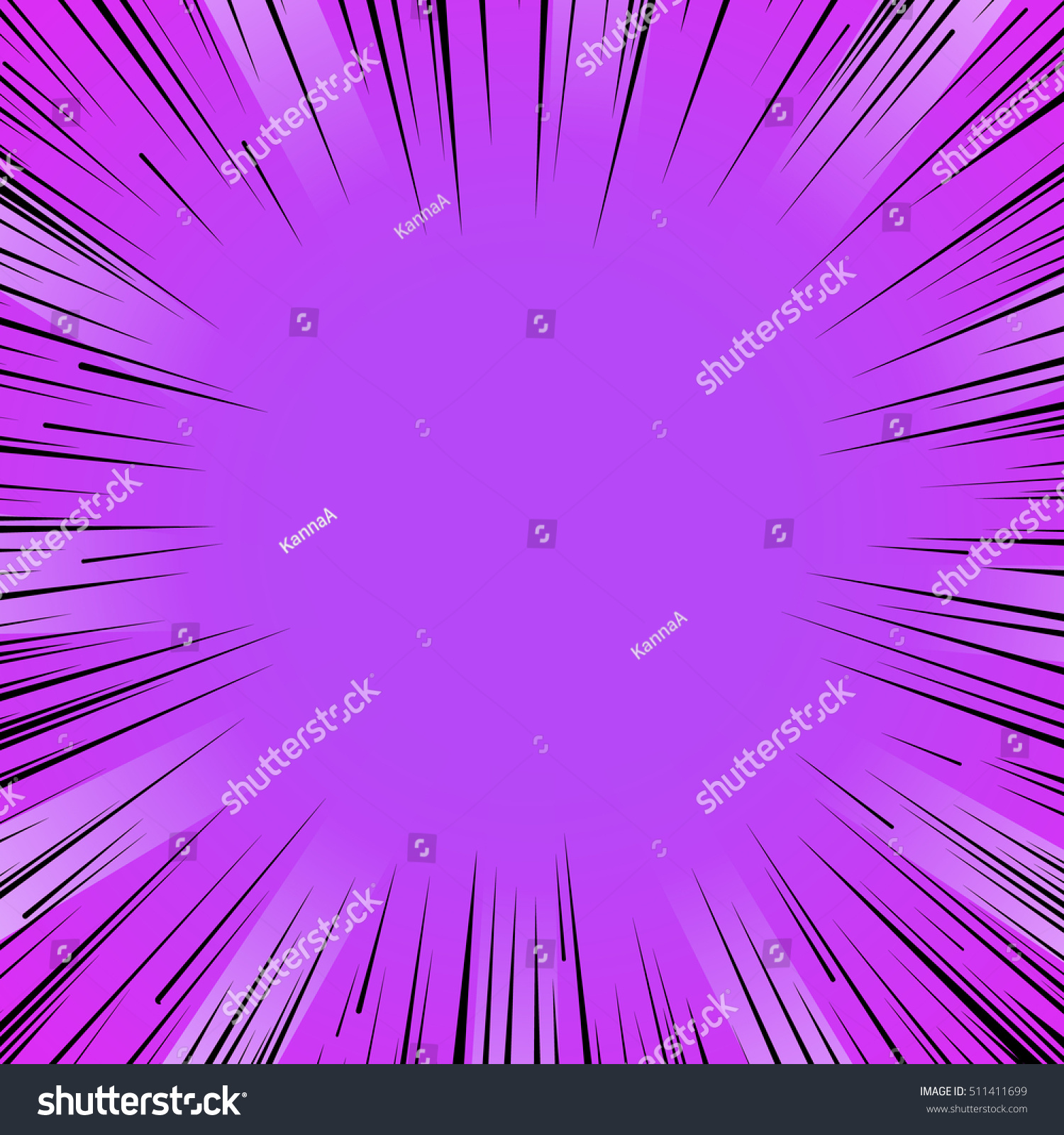 abstract ic book flash bright purple stock vector