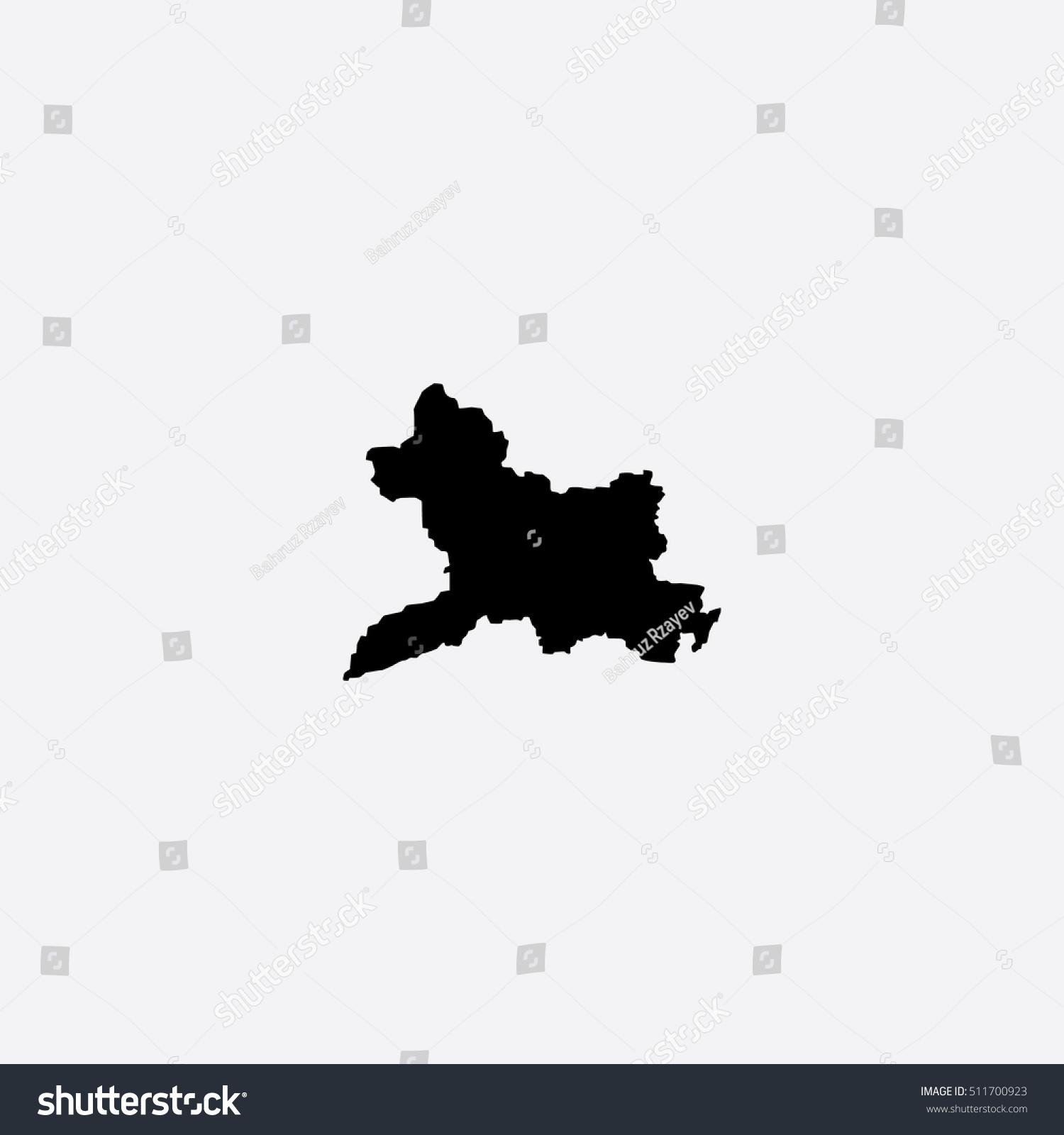 Map Ibague Vector Illustrator Stock Vector 511700923 Shutterstock