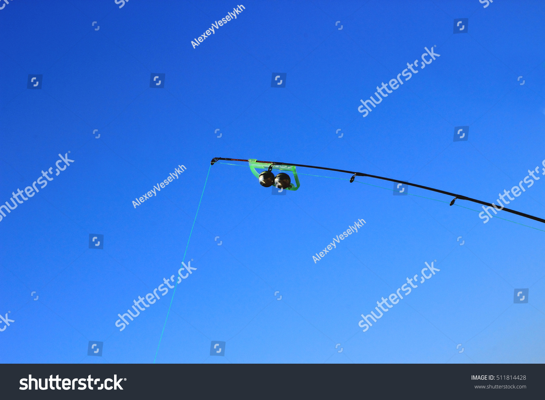 Rod Fisherman Feeder Bells Set Catch Stock Photo 511814428 ...