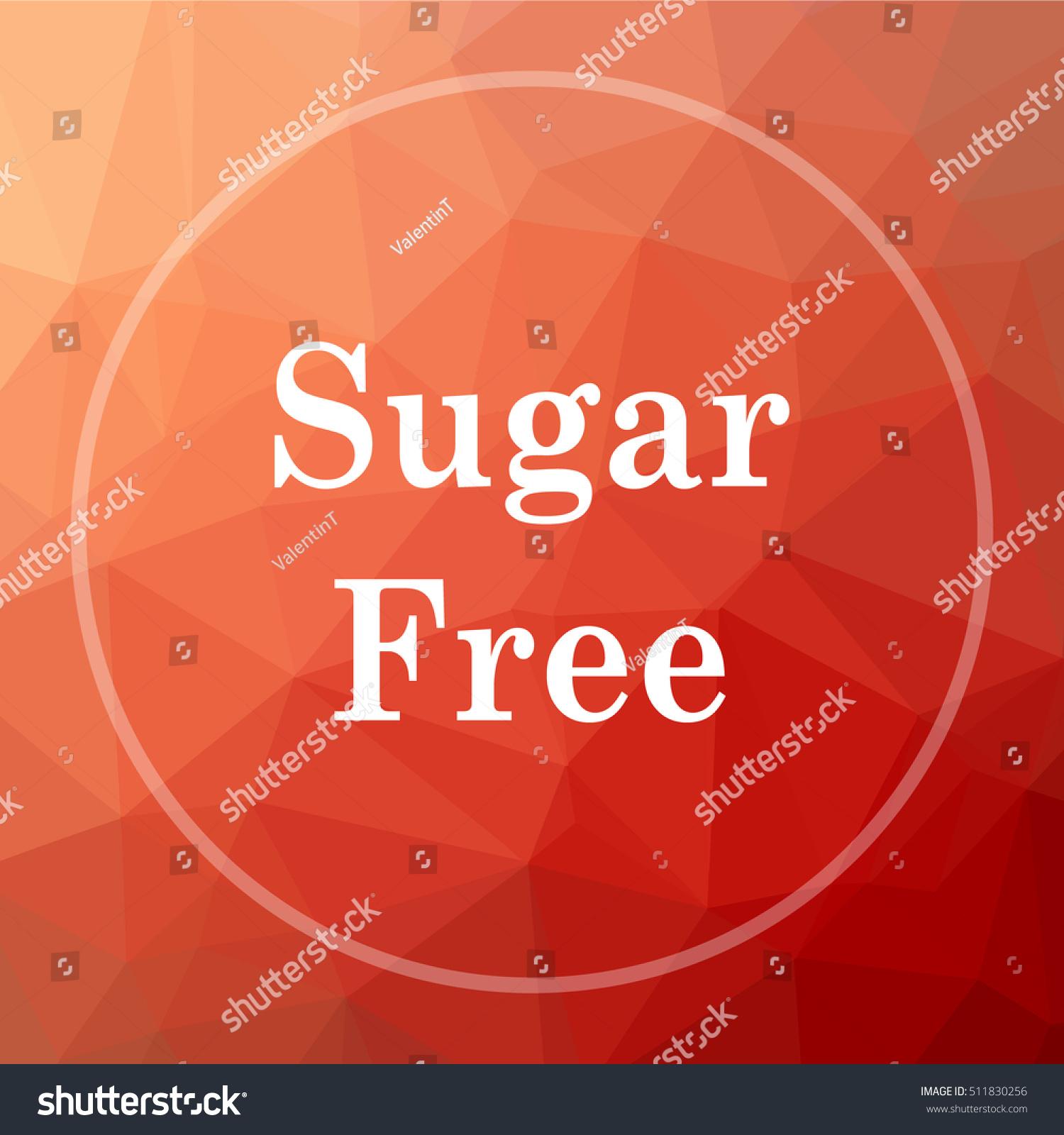 sugar free icon sugar free websiteのイラスト素材 511830256