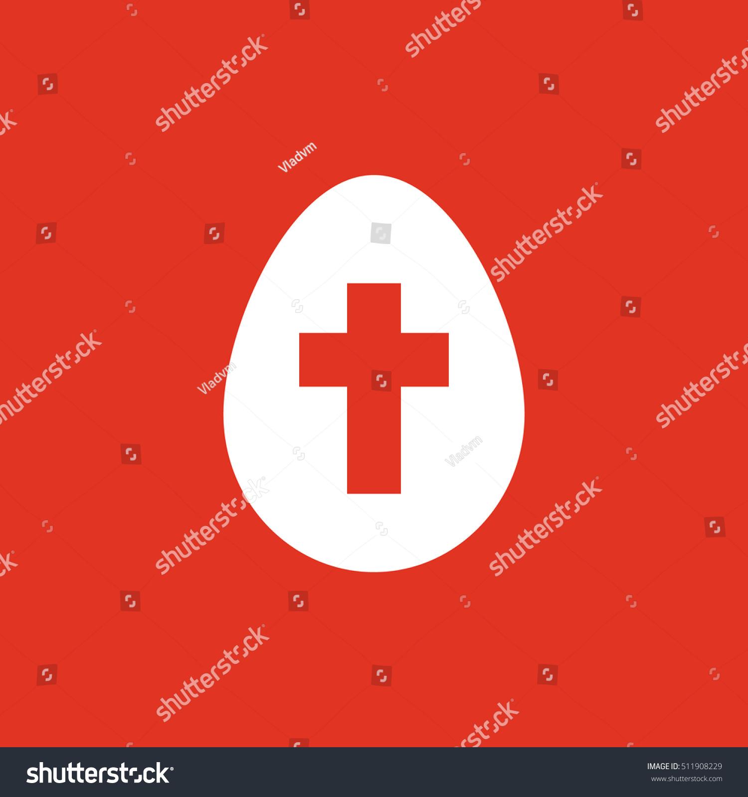 Egg icon easter egg symbol ui stock vector 511908229 shutterstock the egg icon easter egg symbol ui web logo sign buycottarizona