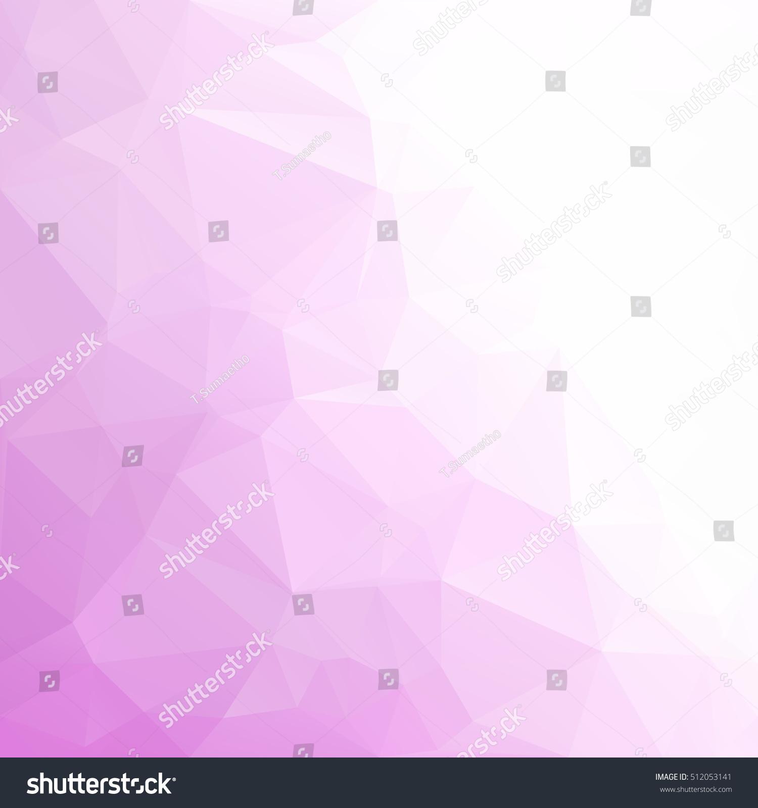 abstract triangular pink violet white blue background | ez canvas