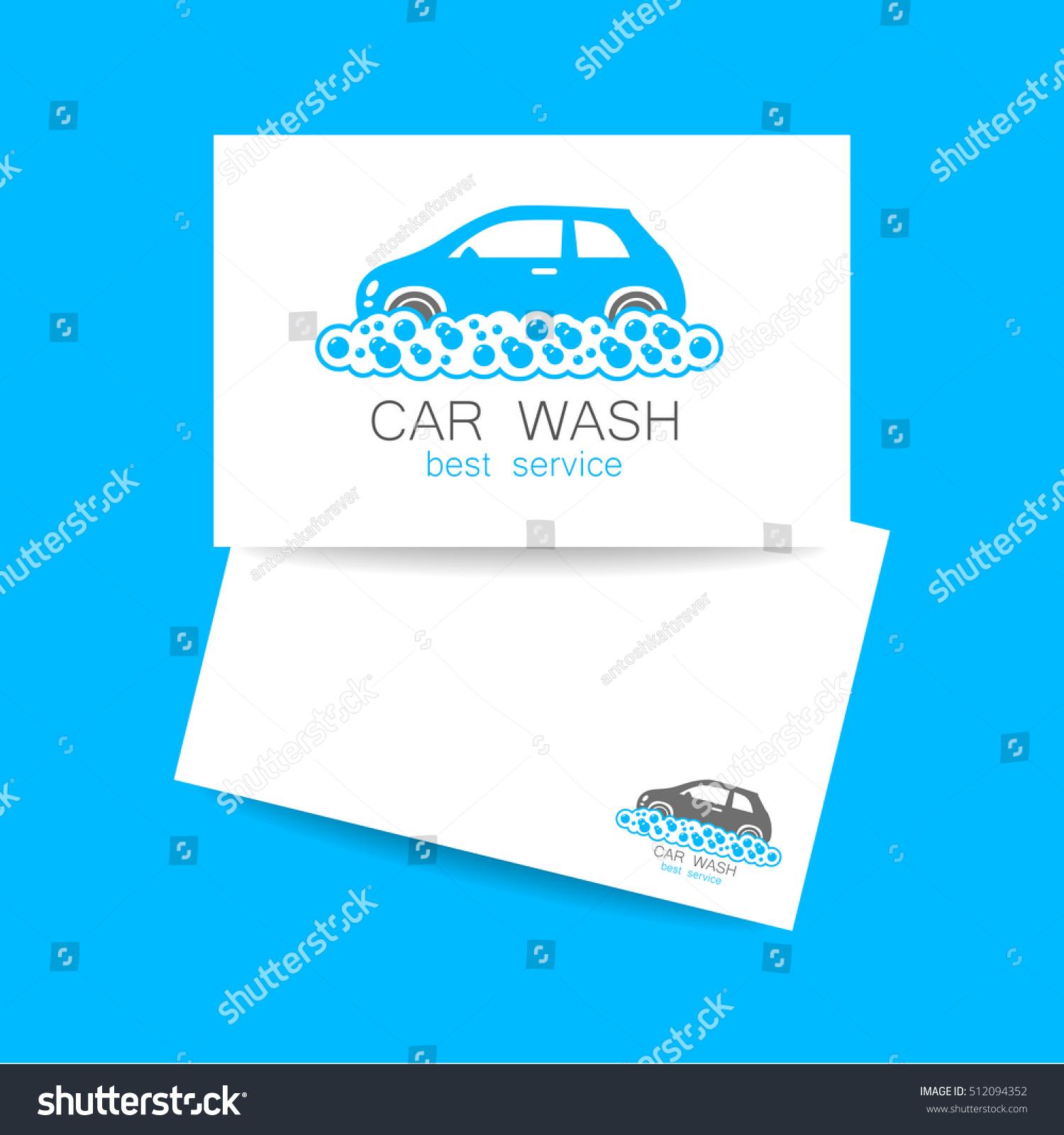 Magnificent Car Wash Business Card Ideas - Business Card Ideas ...