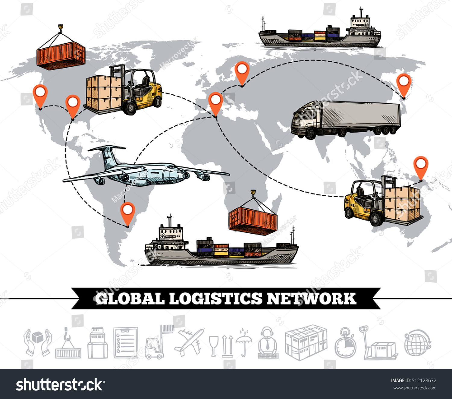logistic network My name is nils, i am one of the directors & co-founders of the network  the  combined logistics network has matured into a sophisticed alliance of global.