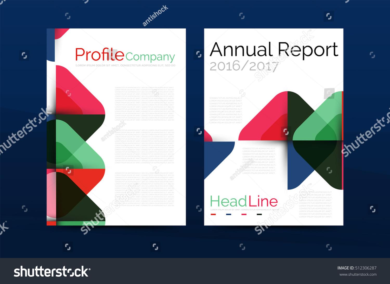 Business Company Profile Brochure Template Corporate Stock - Company profile brochure template