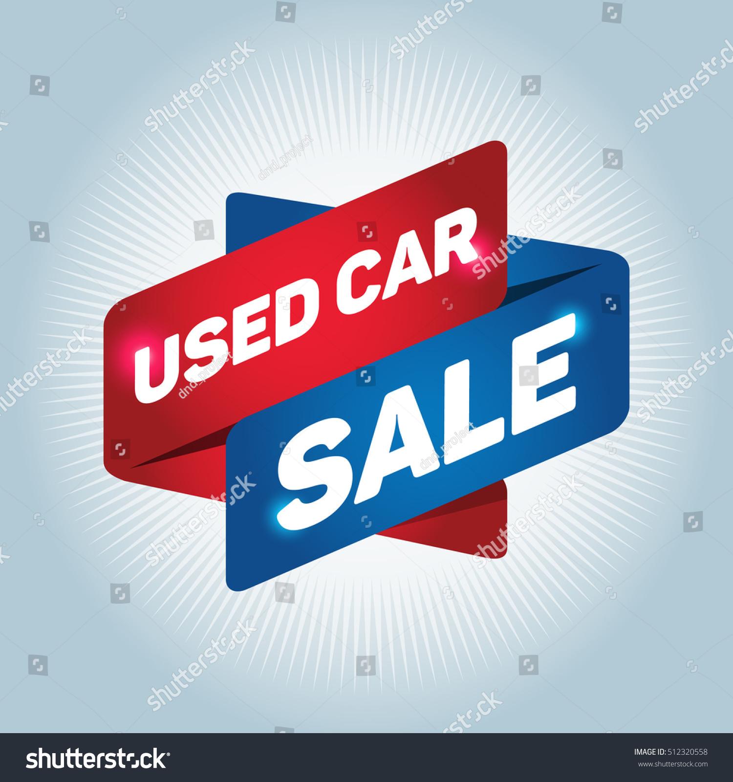 car sales sign