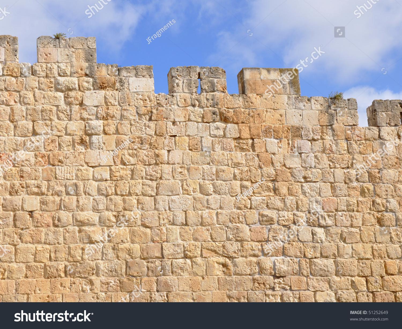 Suleiman the Magnificent walls of jerusalem