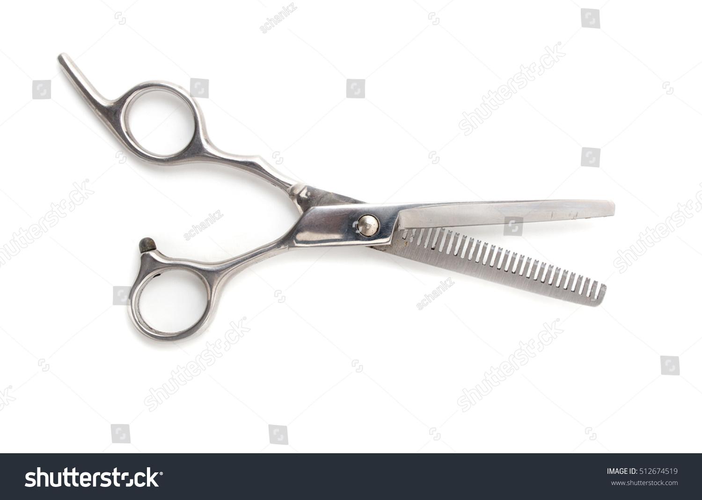 Hair scissor background