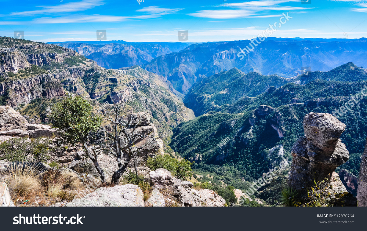 Photo Collection Copper Canyon Sierra Madre