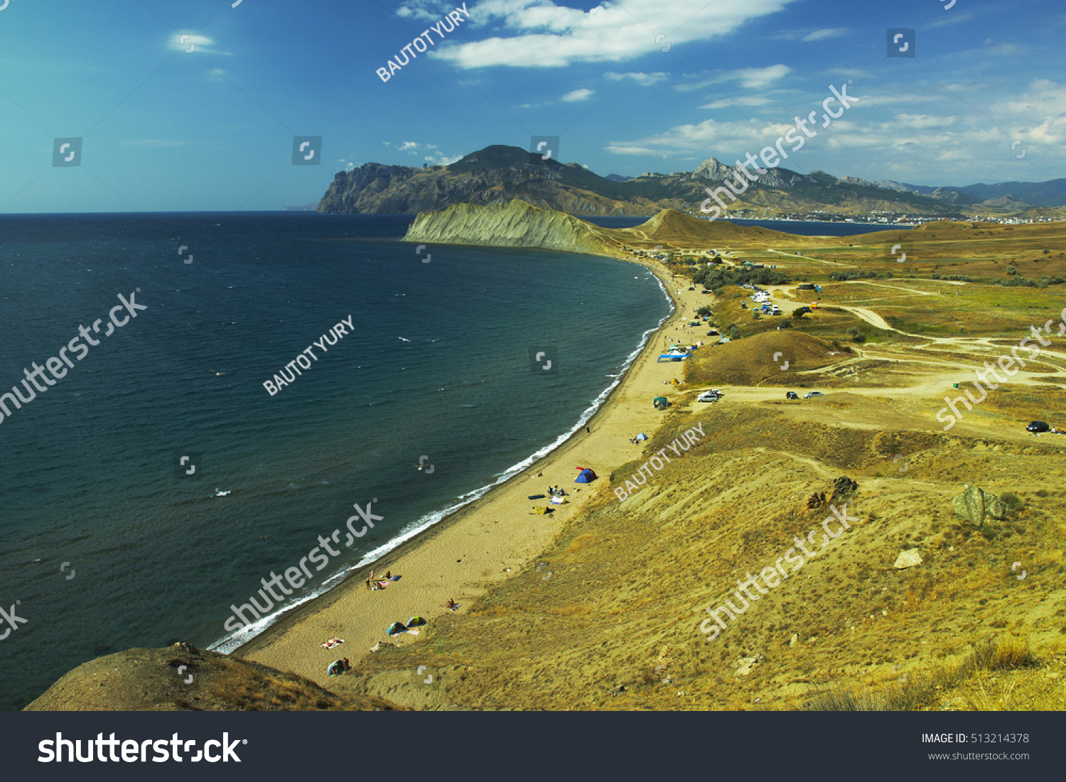 Silent Cove in Koktebel: description, how to get, reviews 33